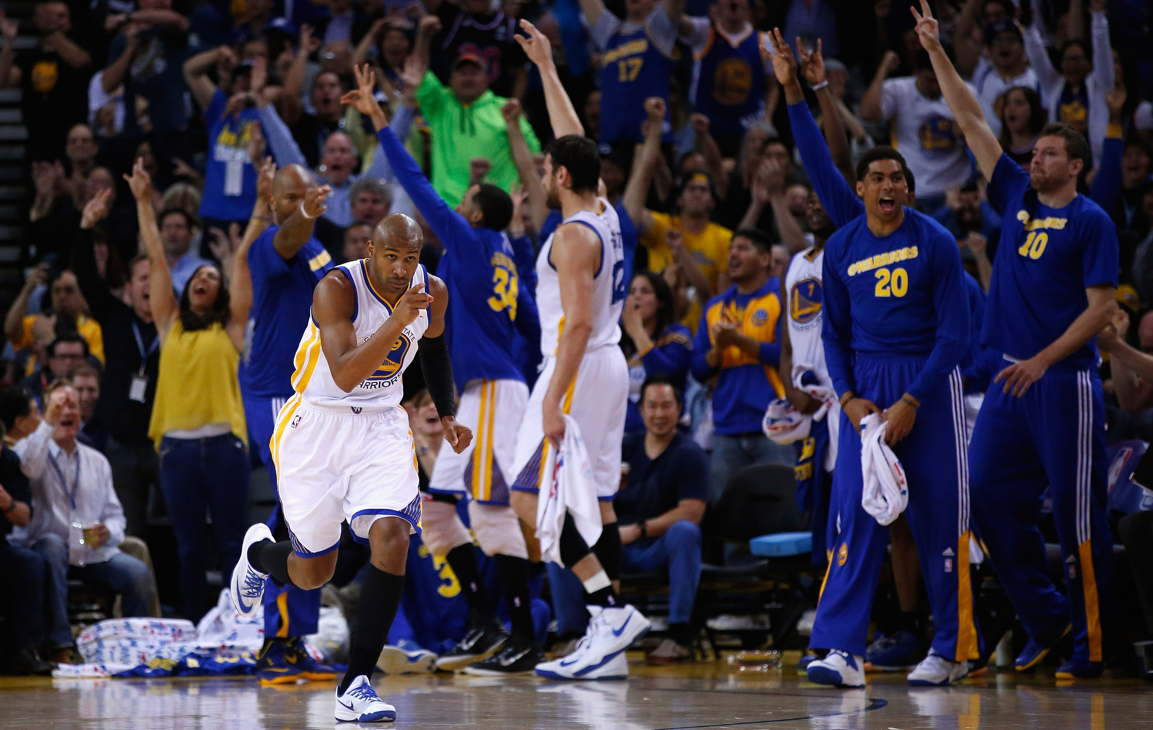 Basket - NBA - Golden State, le v�ritable cador