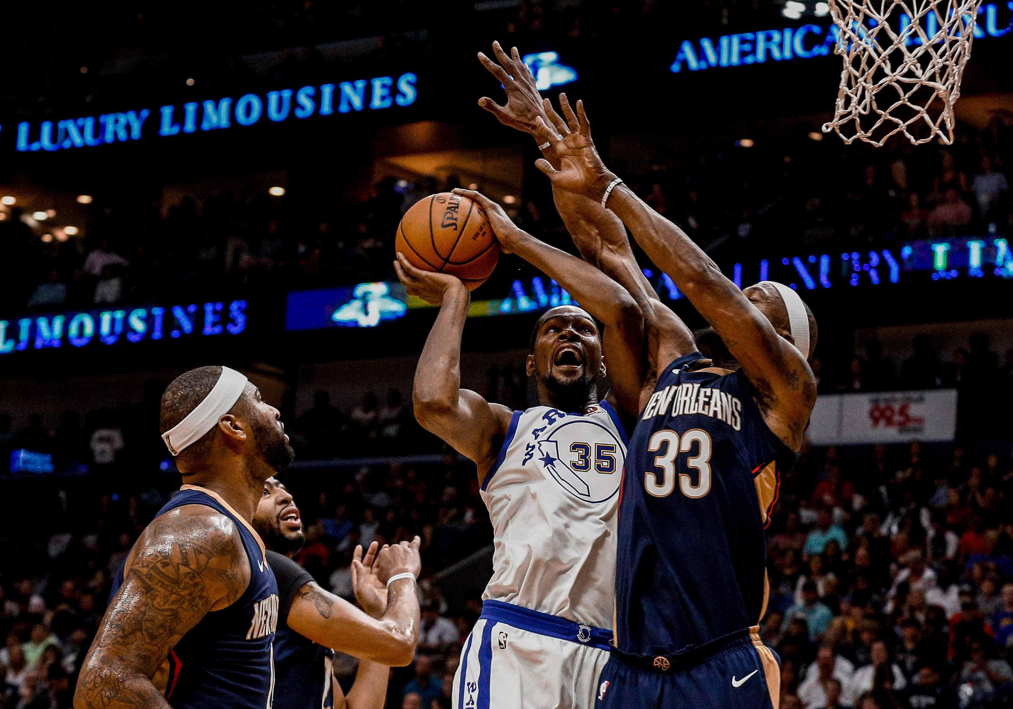 Basket - NBA - Golden State retrouve le sourire