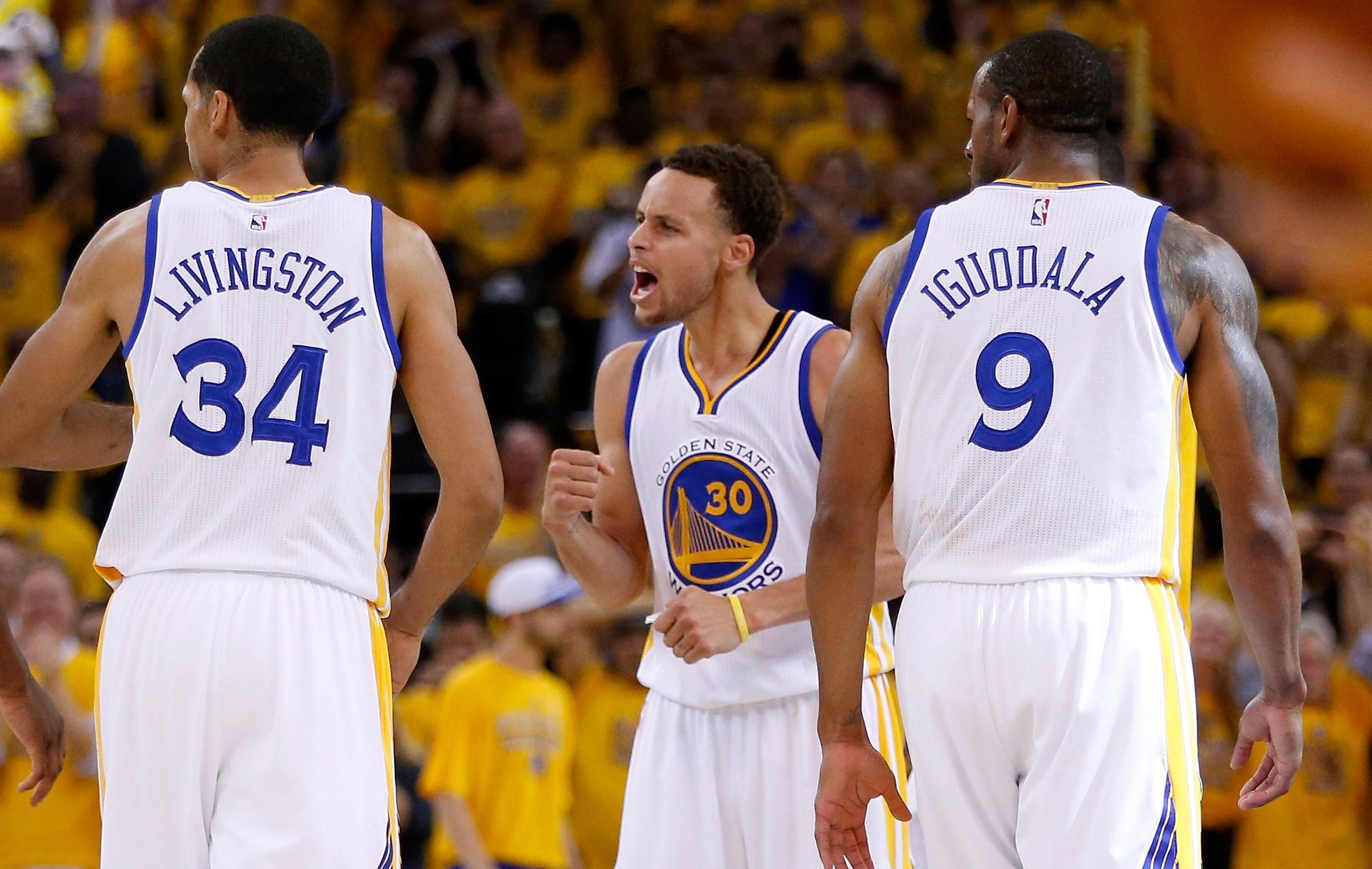 Basket - NBA - Golden State s'offre une finale