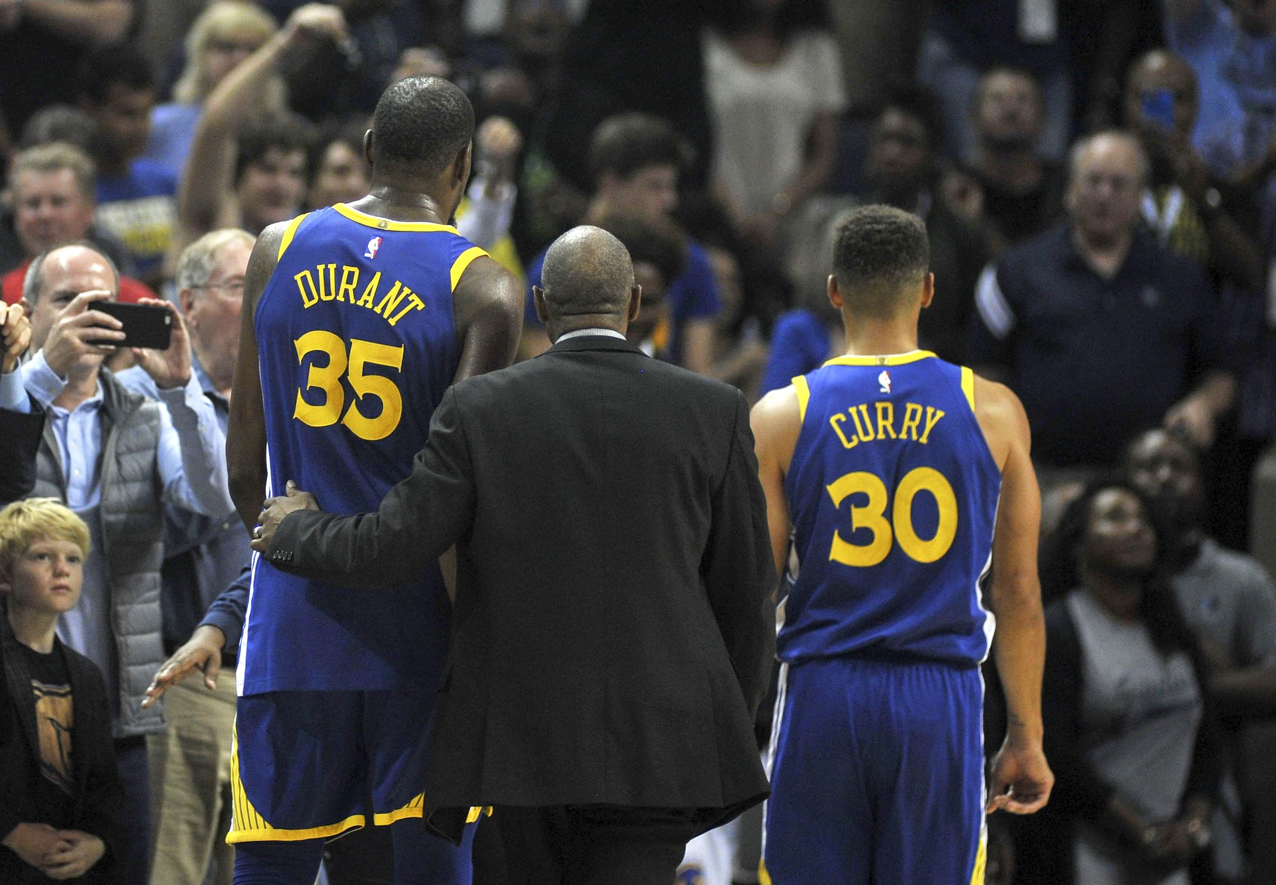Basket - NBA - Golden State trébuche de nouveau