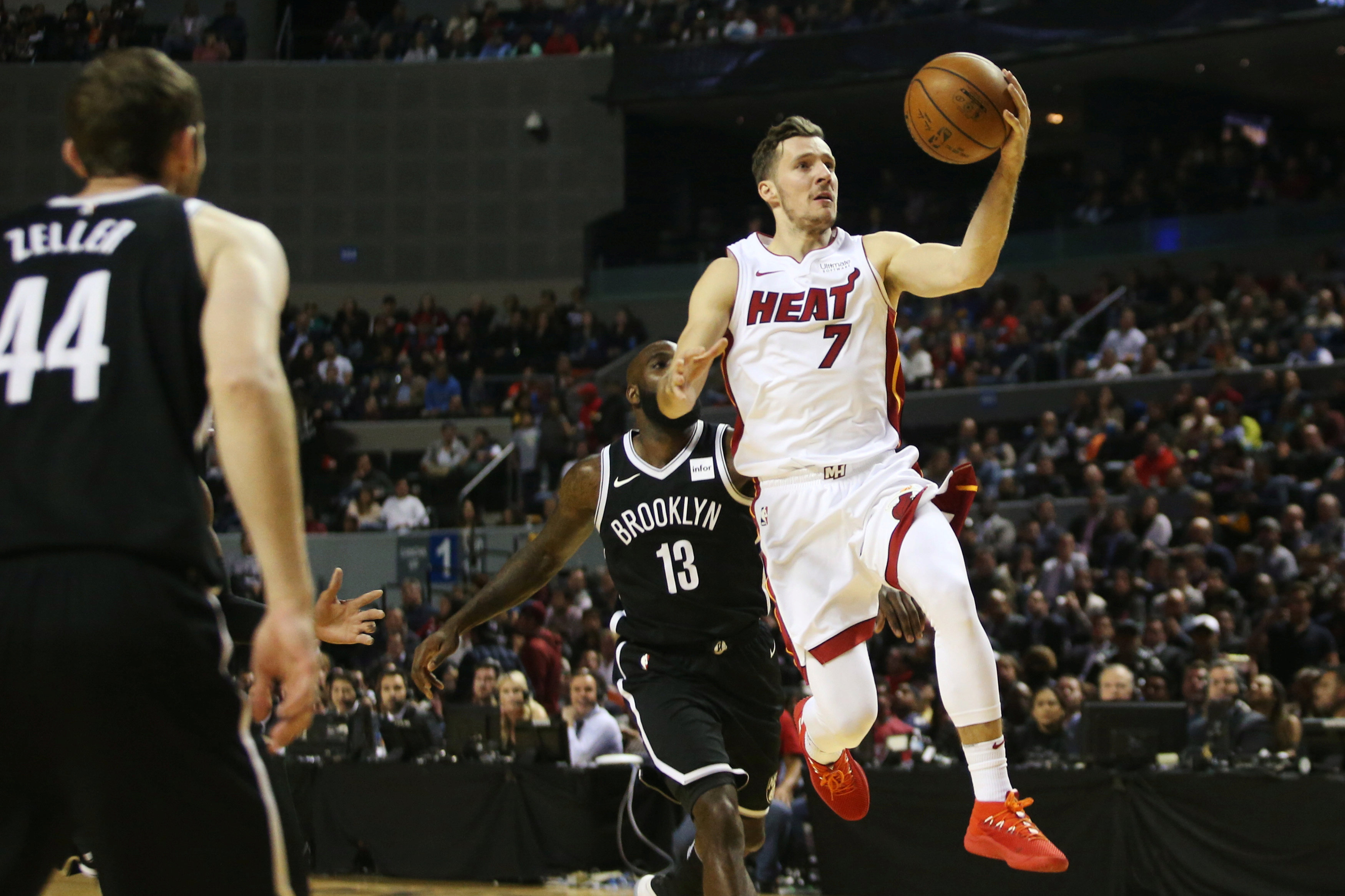 Basket - NBA - Goran Dragic, le héros de l'Euro repart à zéro