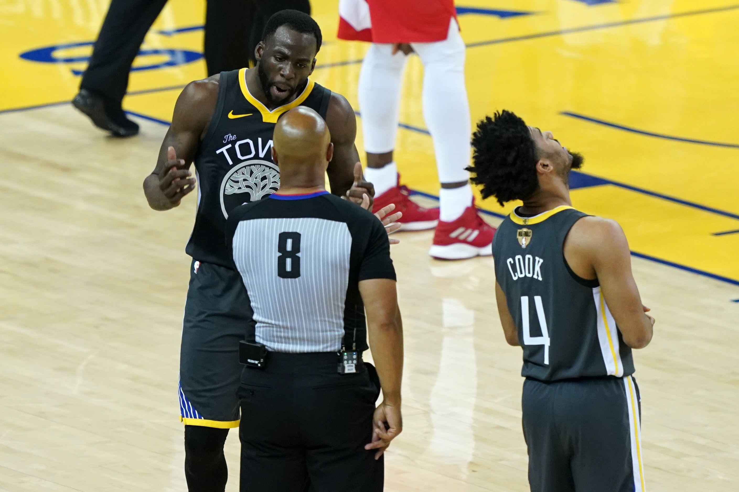 Basket - NBA - Green : «Tout le monde pense que c'est la fin pour nous, ce n'est pas malin»
