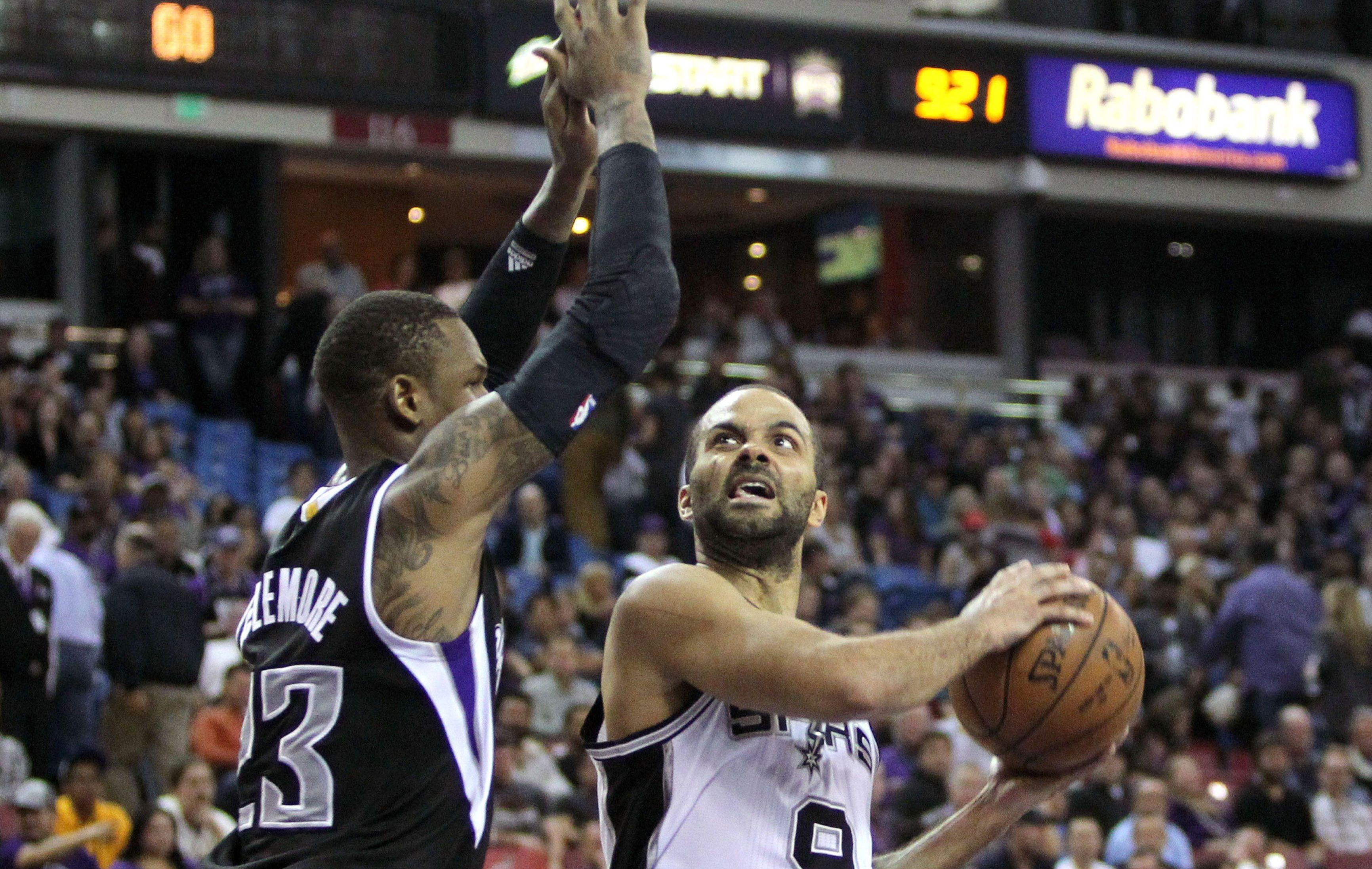Basket - NBA - Grosse nuit pour les Frenchies, Parker et Ajin�a en t�te