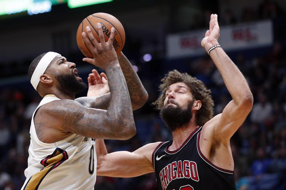 Basket - NBA - Houston impitoyable, Cousins avec Abdul-Jabbar et Chamberlain