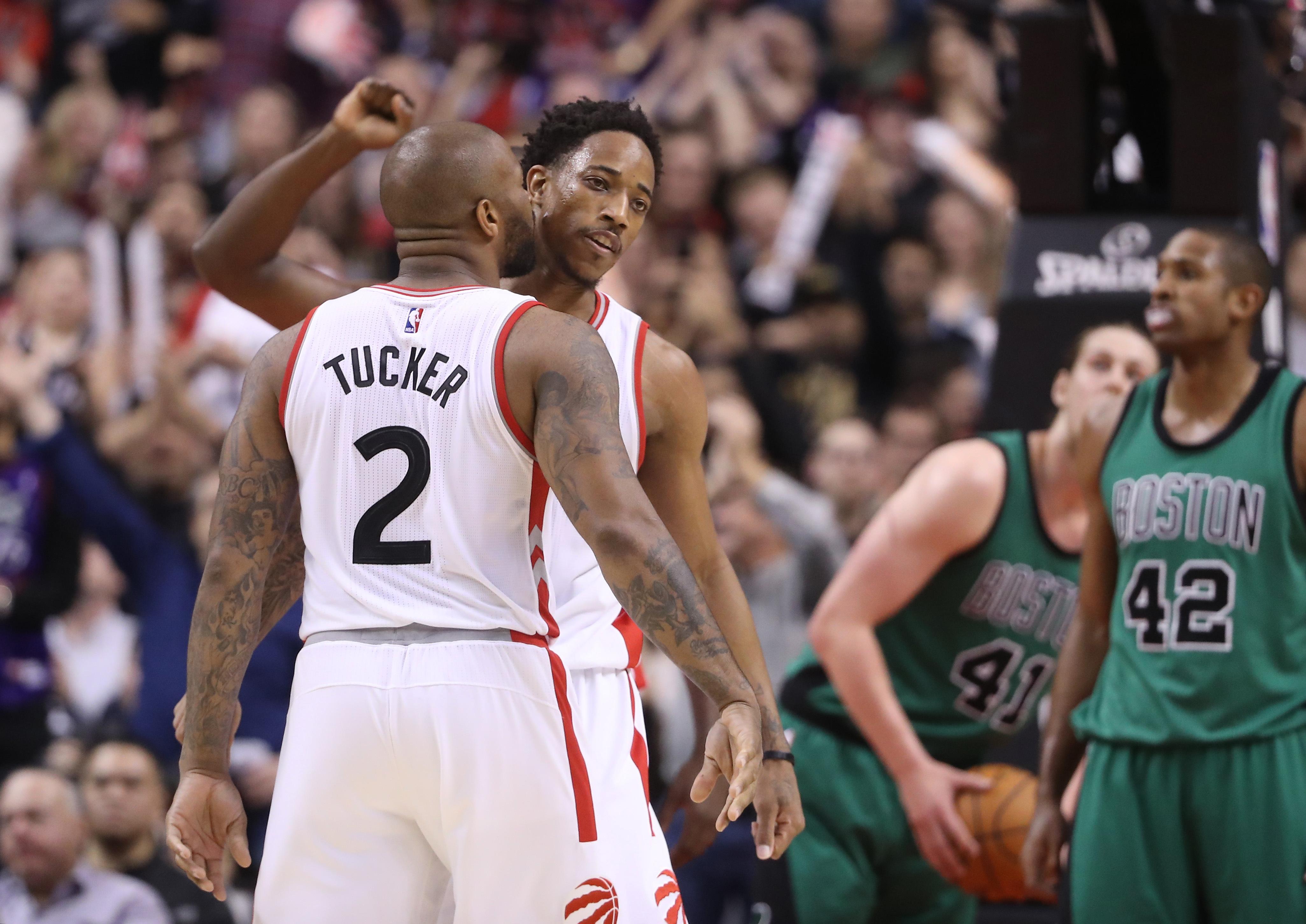 Basket - NBA - Indiana stoppe l'hémorragie, DeRozan décisif