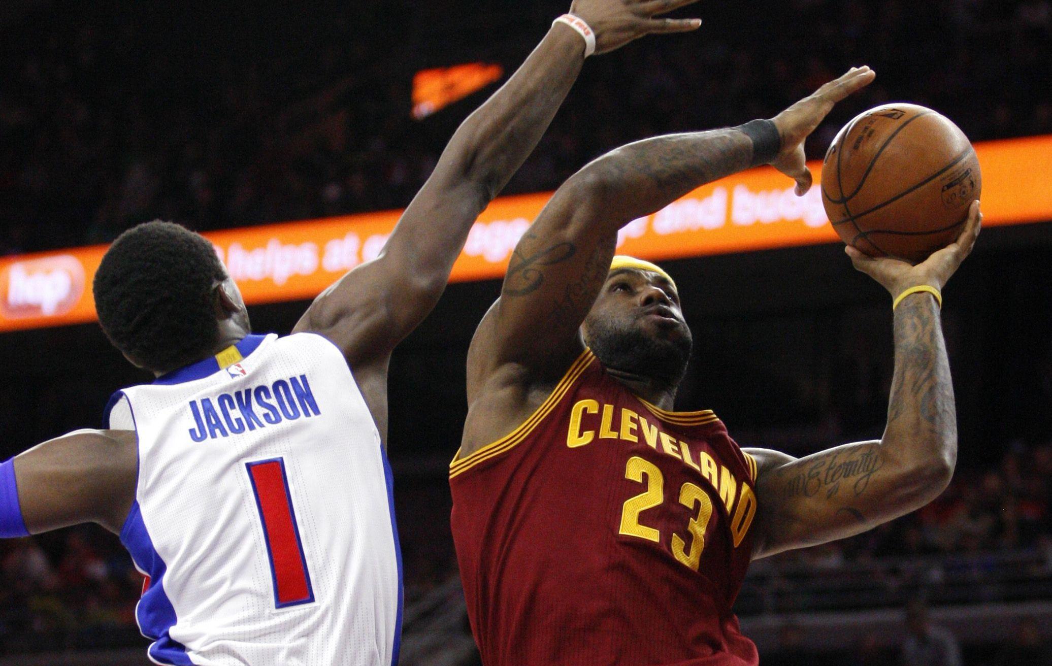 Basket - NBA - James d�passe Pippen, Cleveland encha�ne