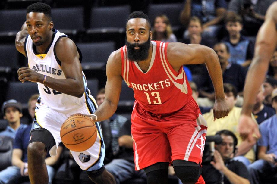 Basket - NBA - James Harden pense �tre le meilleur joueur du monde