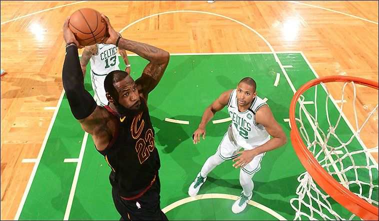 Basket - NBA - James guide les Cavaliers jusqu'aux Finales NBA