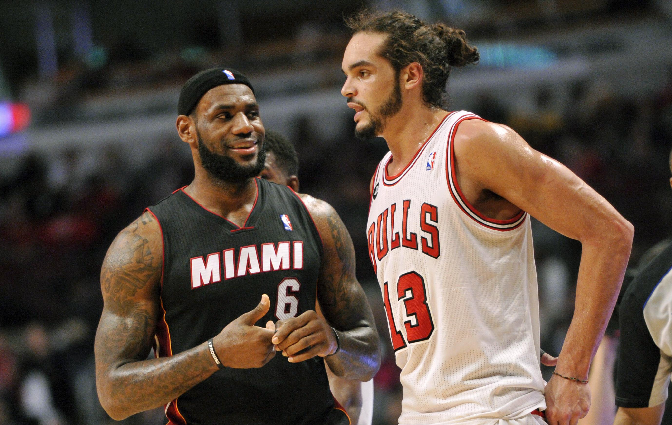 50d7e89a23c9 Joakim Noah dans le cinq majeur de la NBA ! - NBA - Basket