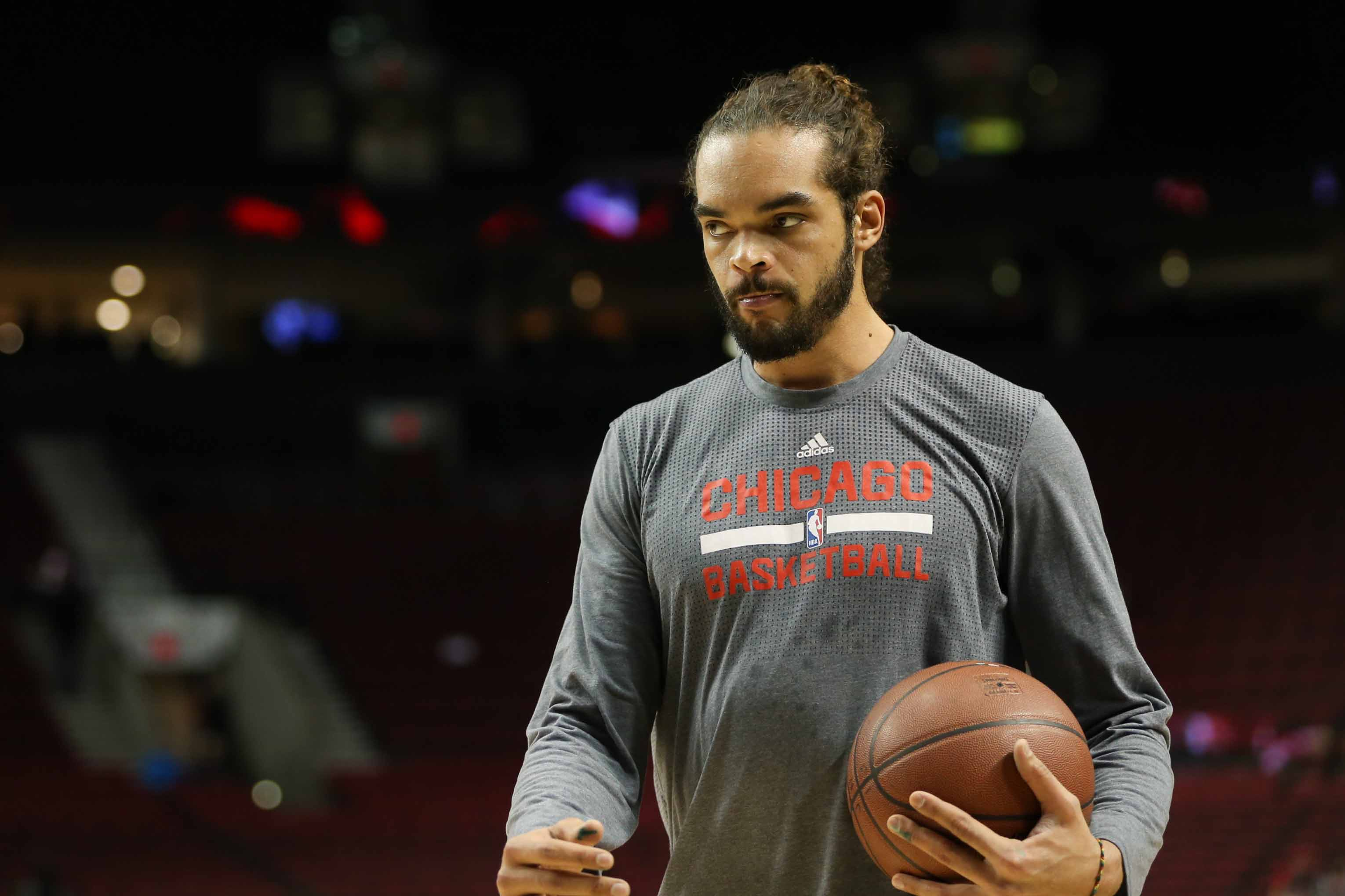 Basket - NBA - Joakim Noah s'excuse après sa suspension pour dopage