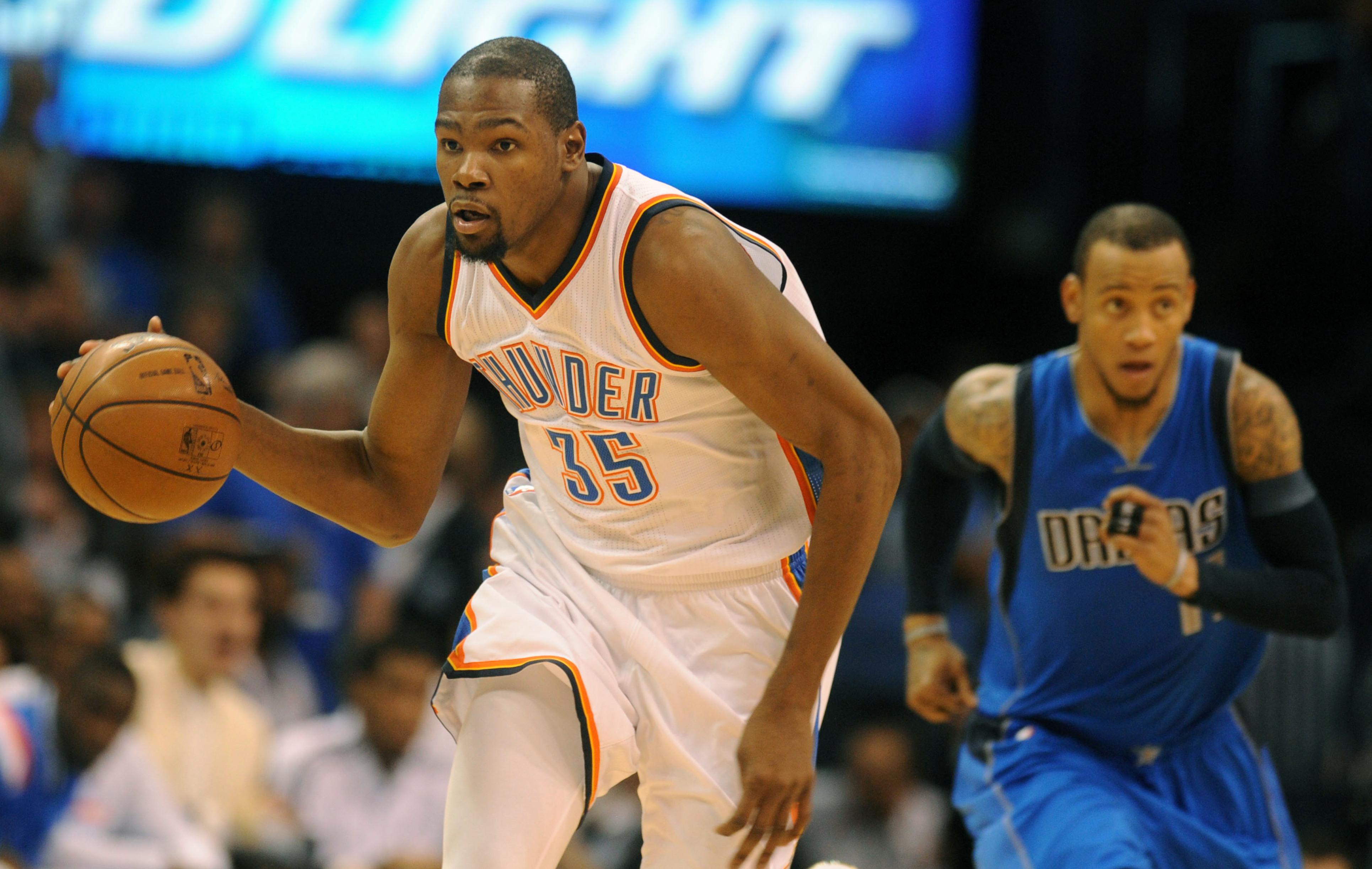 Basket - NBA - Kevin Durant : Partira, partira pas ?