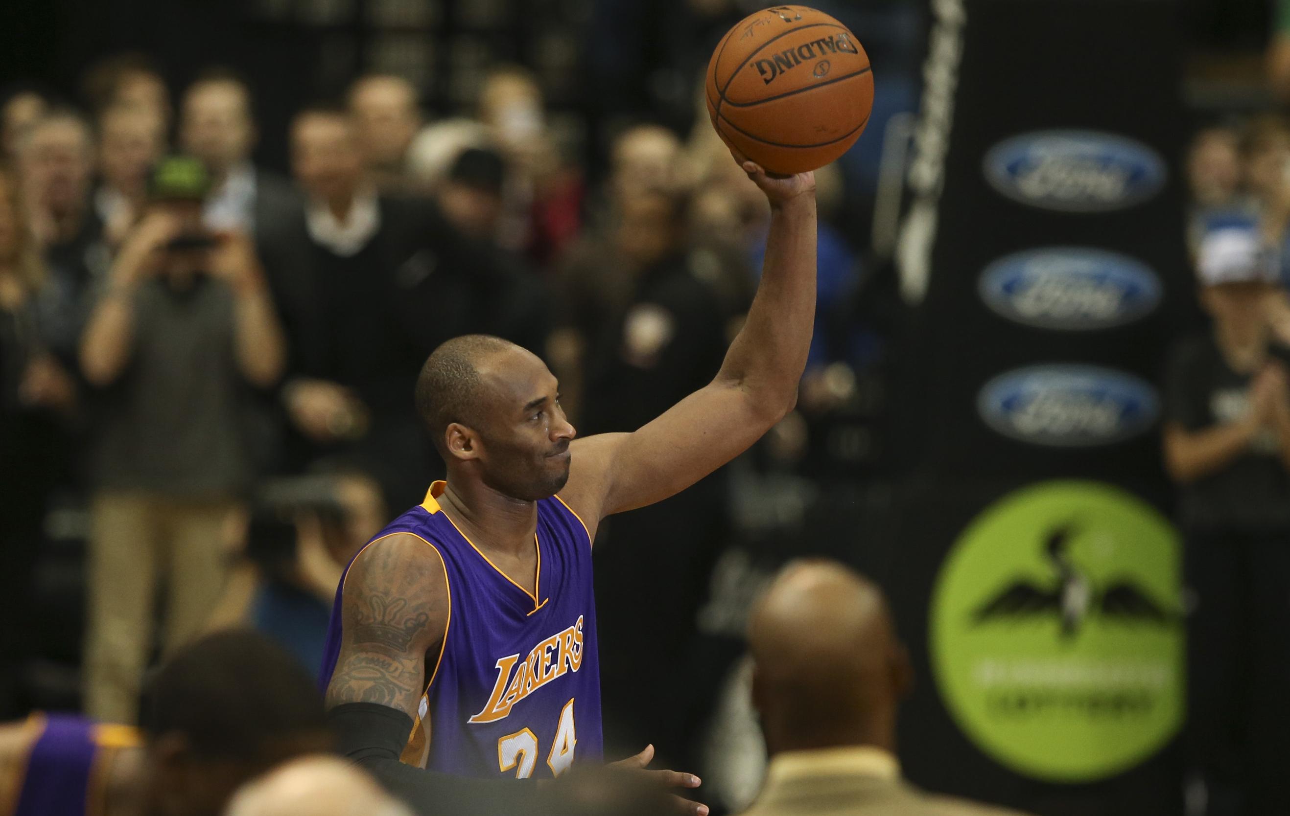 Basket - NBA - Kobe Bryant arr�tera dans un an