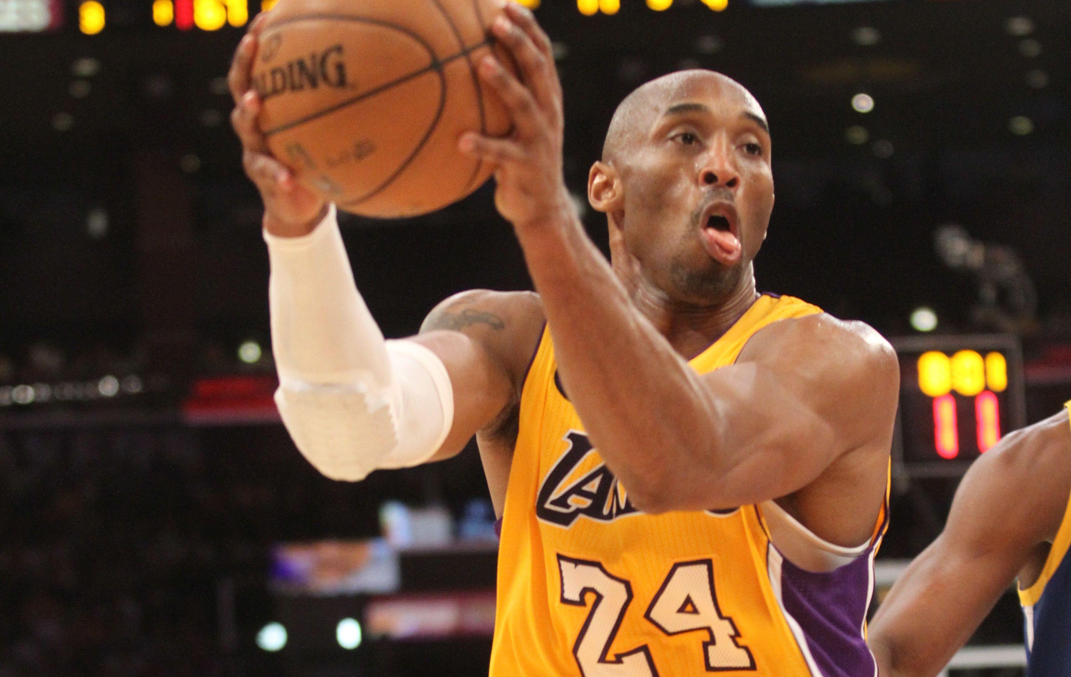 Basket - NBA - Kobe Bryant, de Mulhouse au panth�on de la NBA