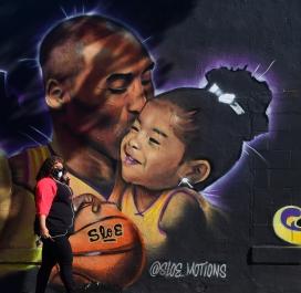 Kobe et Gianna