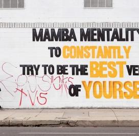 Mamba Mentality