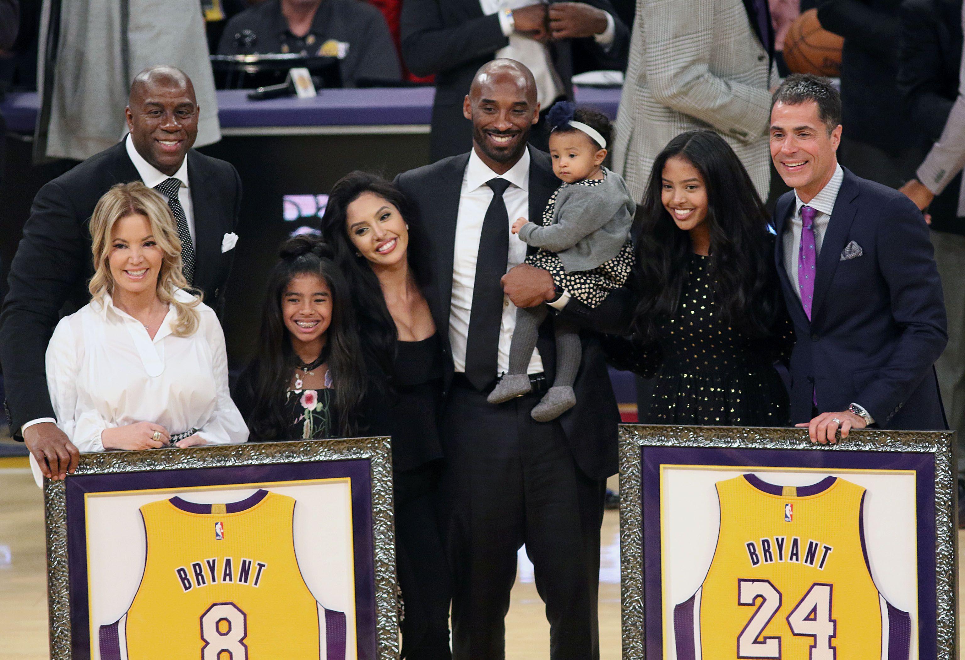 Basket - NBA - Kobe et Gianna Bryant, le rêve américain devenu cauchemar