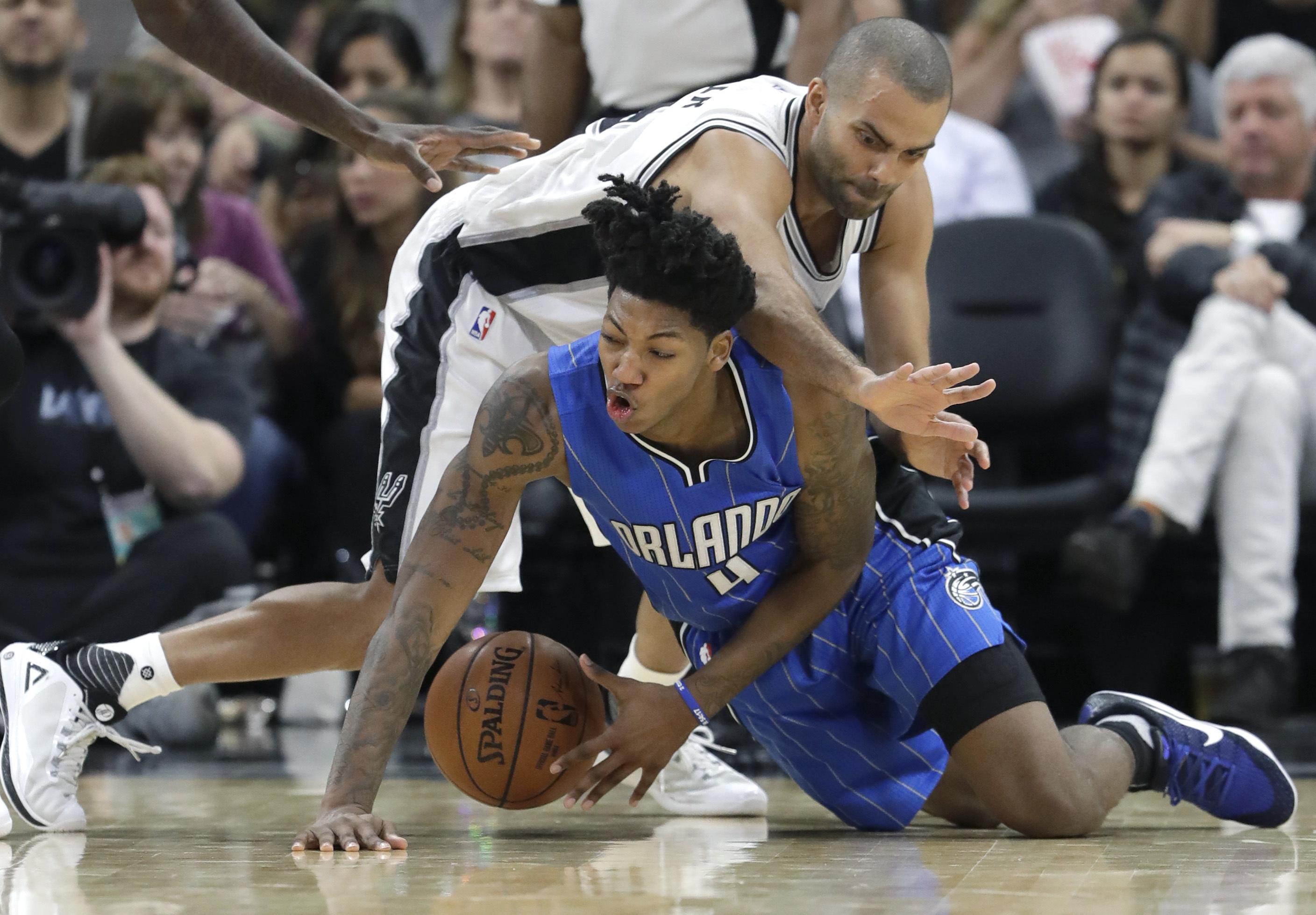 Basket - NBA - La poisse ne lâche pas Tony Parker, encore à l'infirmerie
