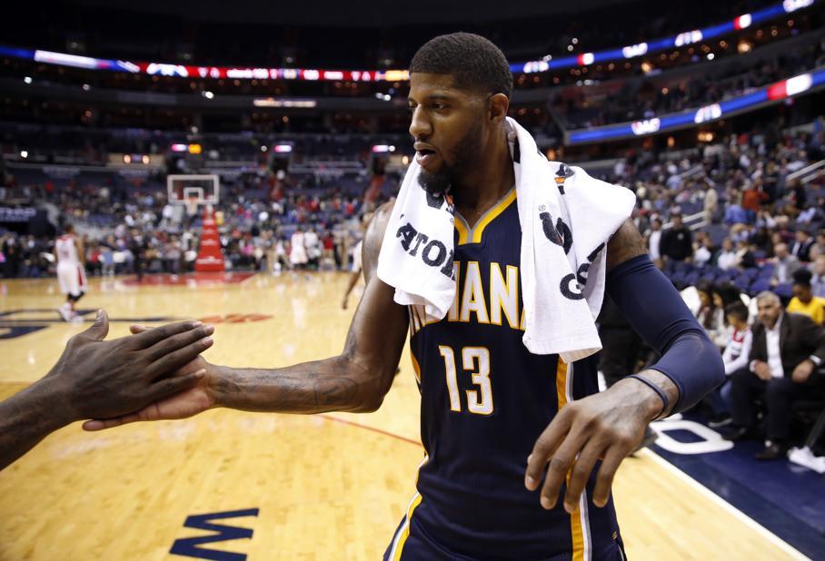 Basket - NBA - La r�surrection de Paul George