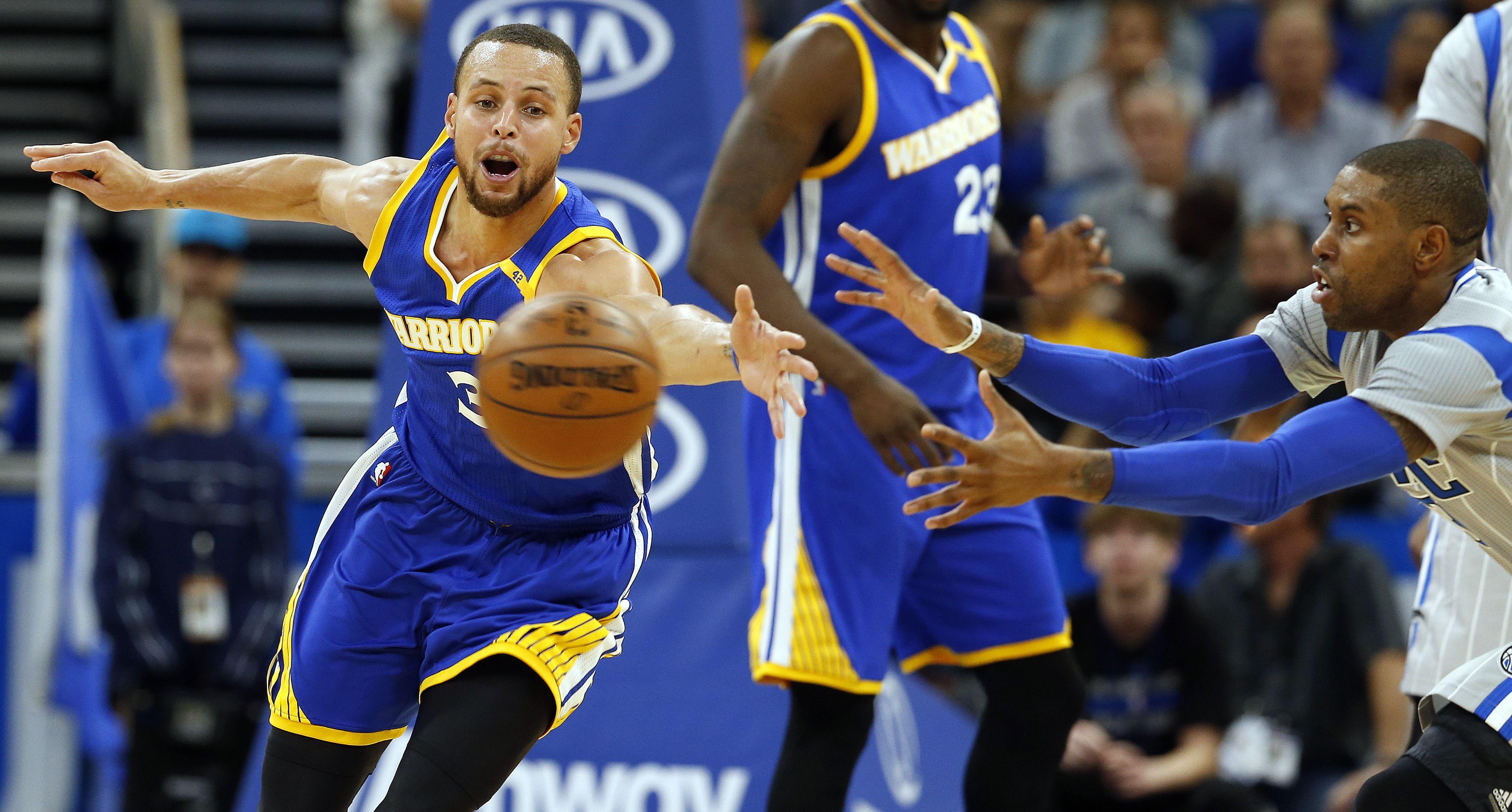 Basket - NBA - Les Warriors déchaînés, les Lakers humiliés
