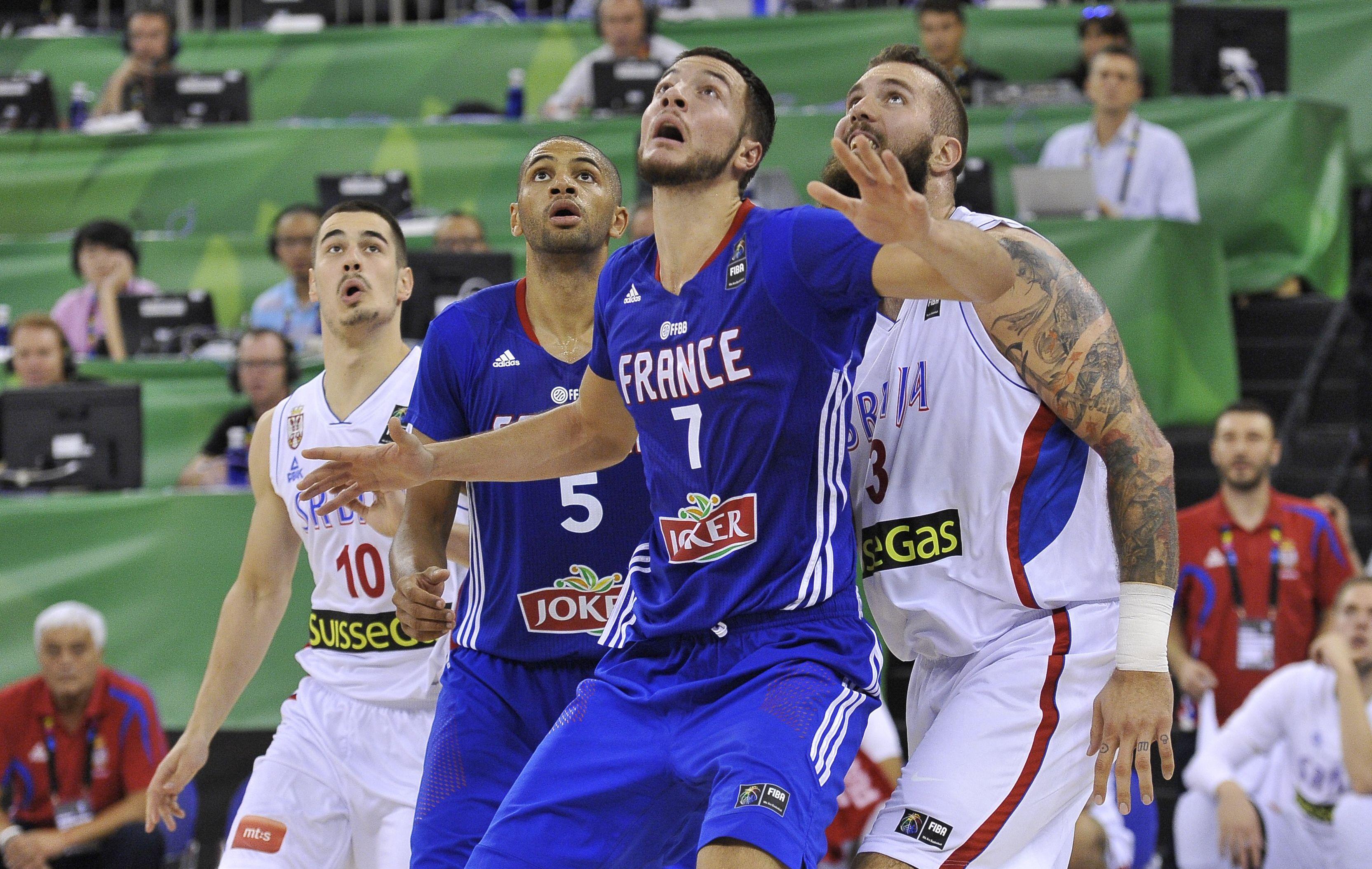 Basket - NBA - Lauvergne en route pour la NBA