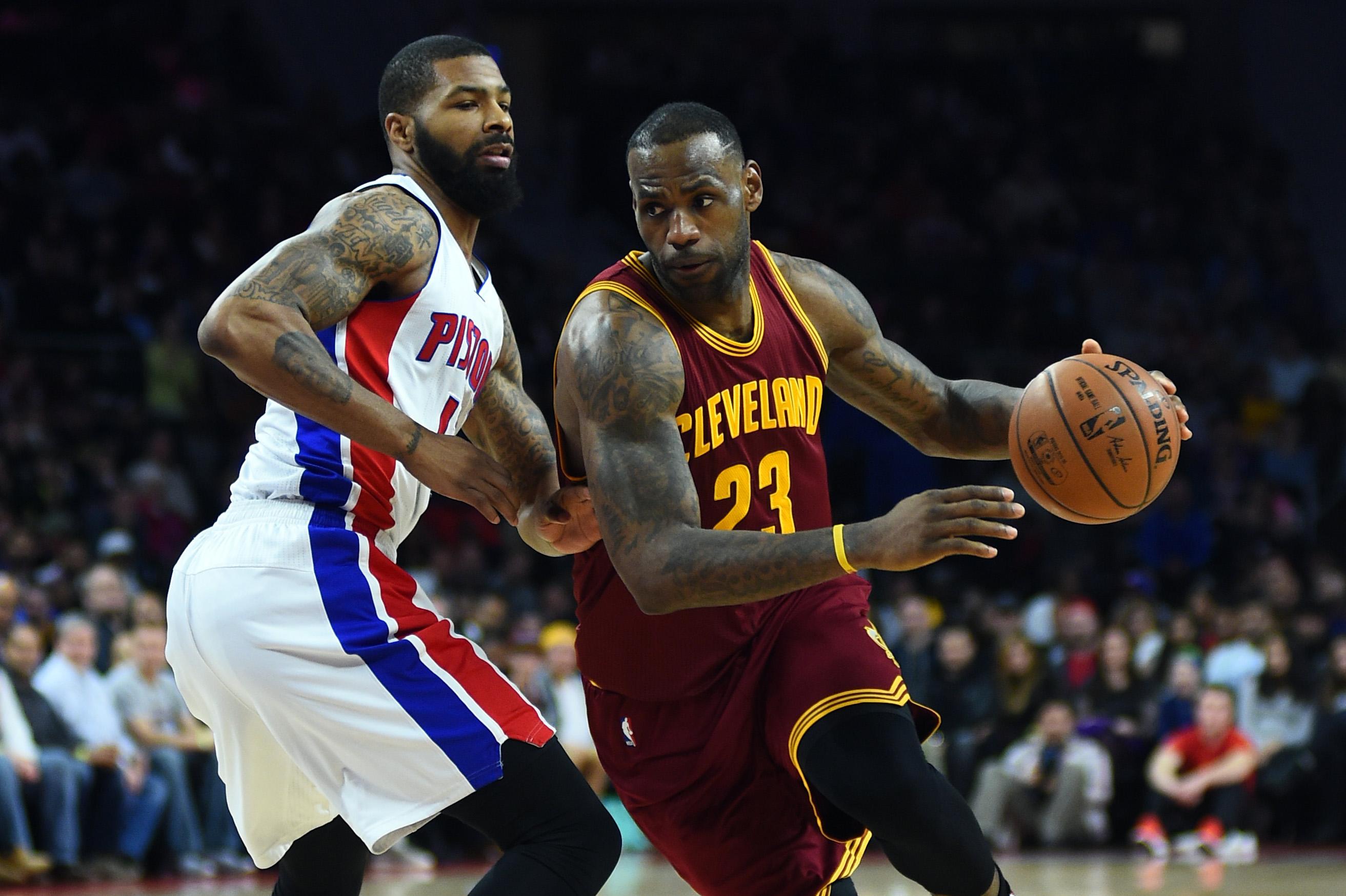 Basket - NBA - Le �Big Three� des Cavs en forme avant d?affronter San Antonio