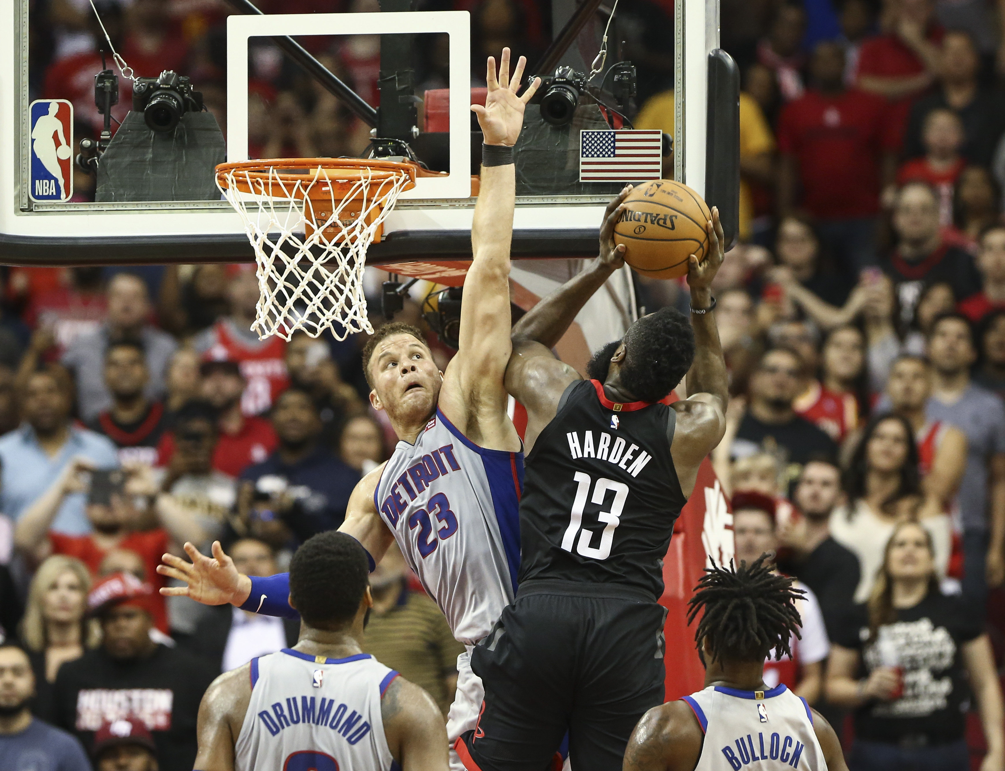 Basket - NBA - Le leader Houston dans la difficulté, Charlotte humilie Memphis