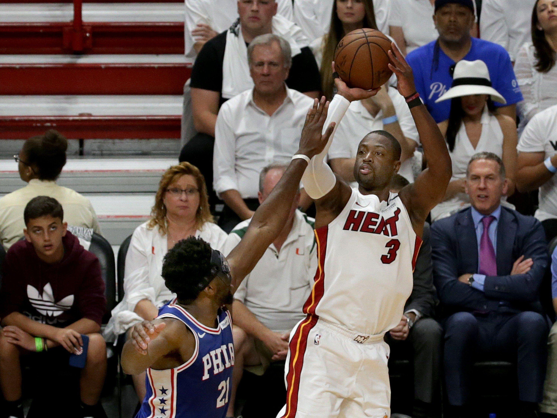 Infos sports en direct : Basket - </b>NBA - Le meilleur de Dwyane Wade sur la saison derni&#232;re en vid&#233;o
