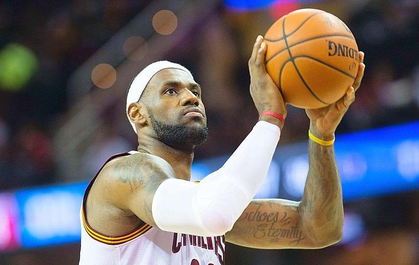 Basket - NBA - LeBron James s?est f�ch�