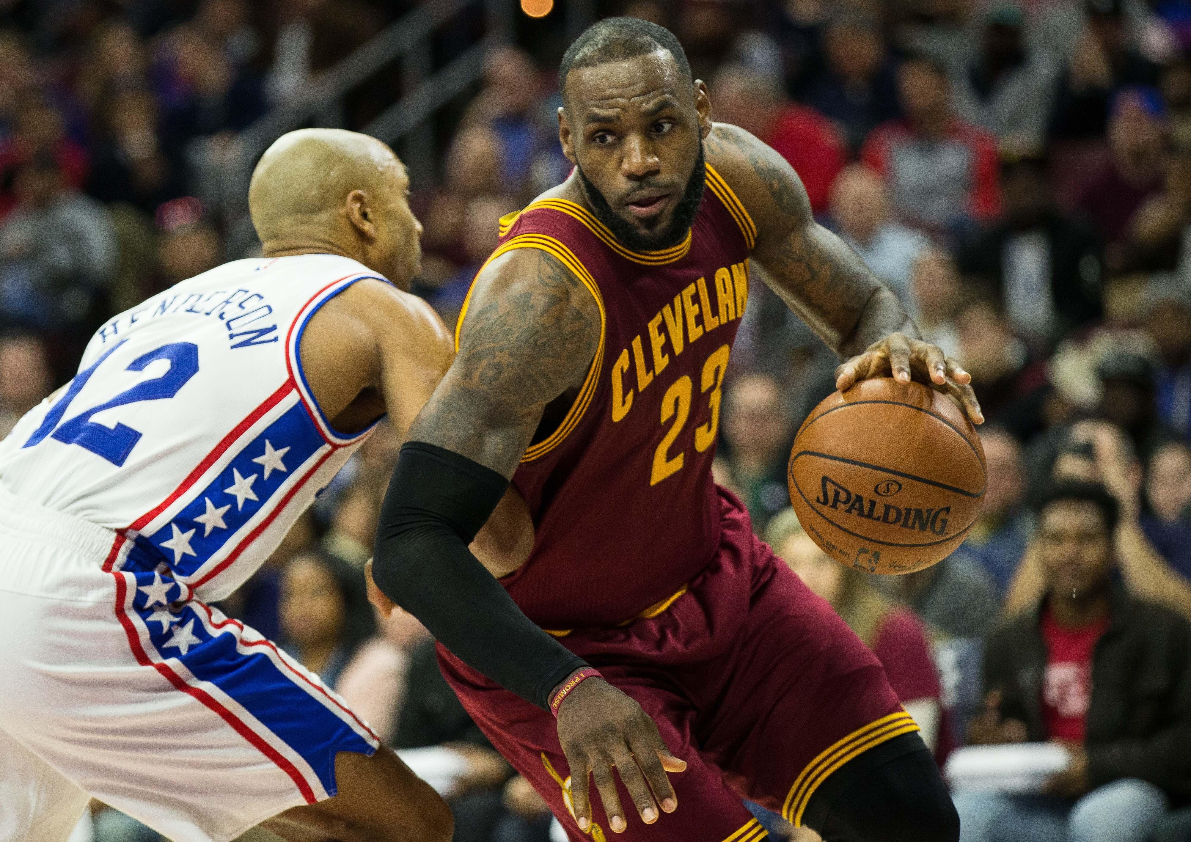 Basket - NBA - LeBron voit triple, les Clippers «à côté de la plaque»