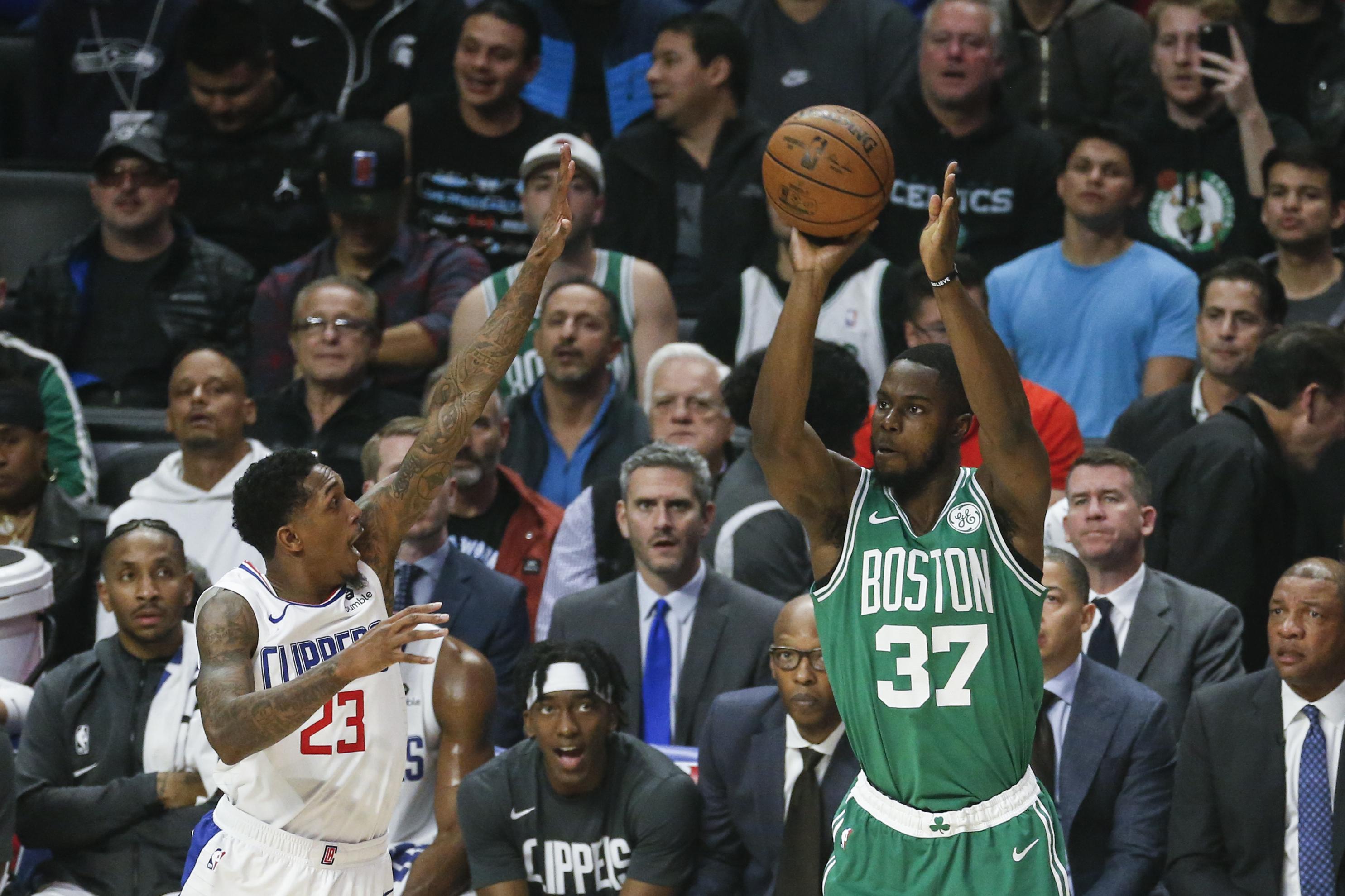 Basket - NBA - Les Celtics au bout de la nuit, Oklahoma City stoppe New Orleans