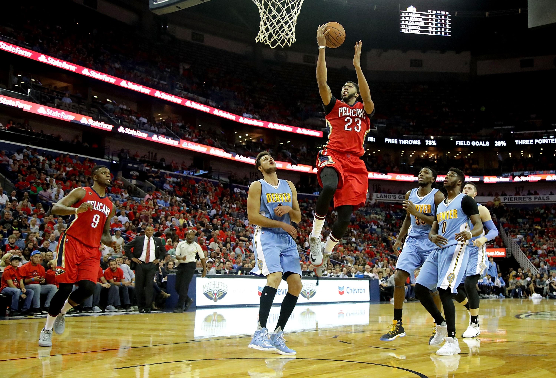 Basket - NBA - Les highlights de la performance XXL et historique d?Anthony Davis