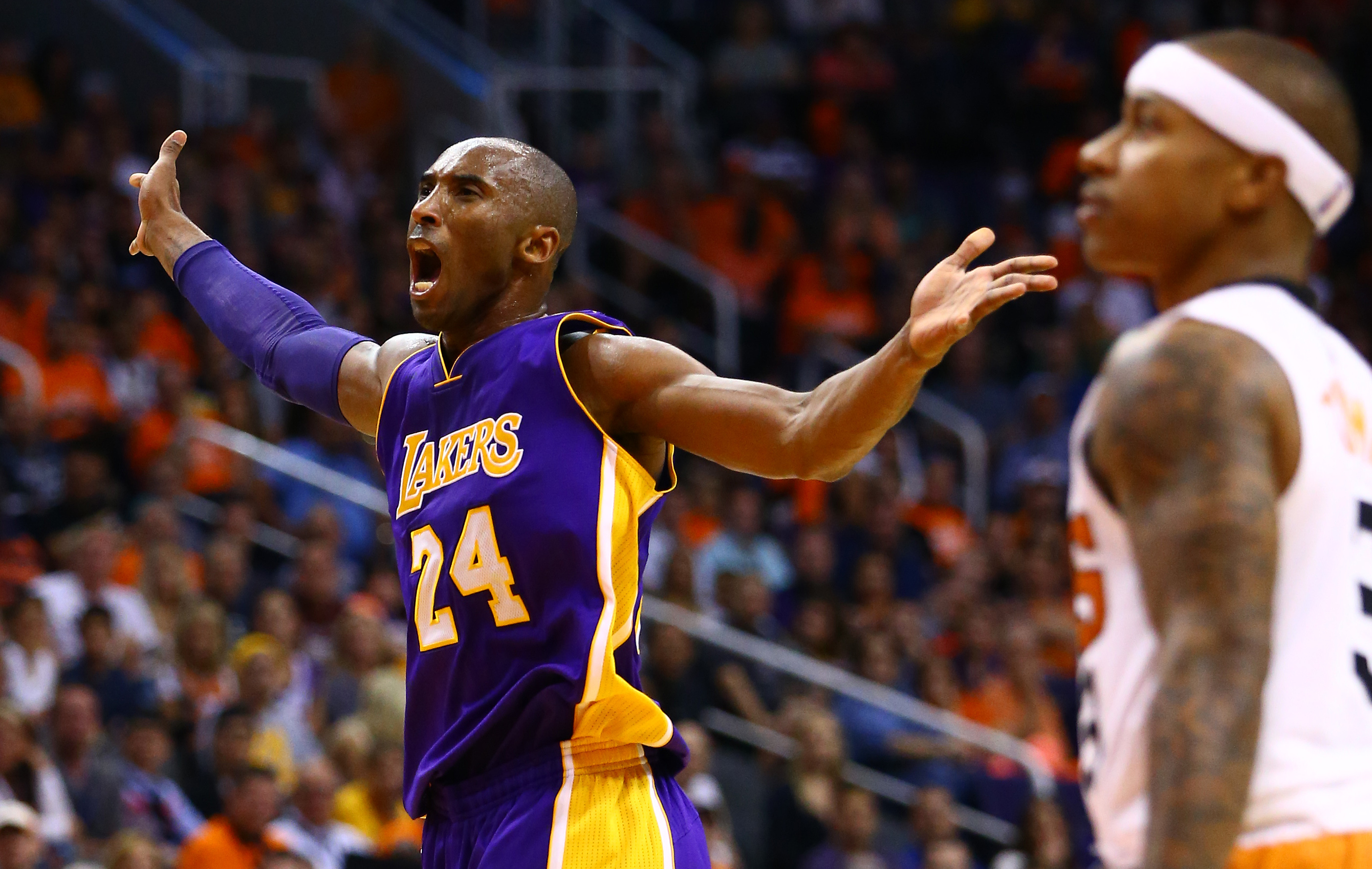 Basket - NBA - Les Lakers imm�diatement dans le rouge