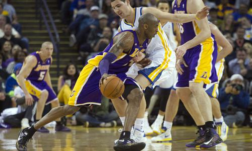Golden State - L.A. Lakers 109-103