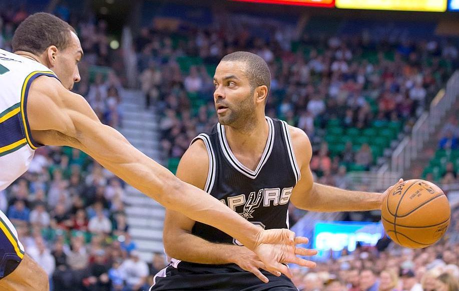Basket - NBA - Les Spurs et Parker � l?arr�t
