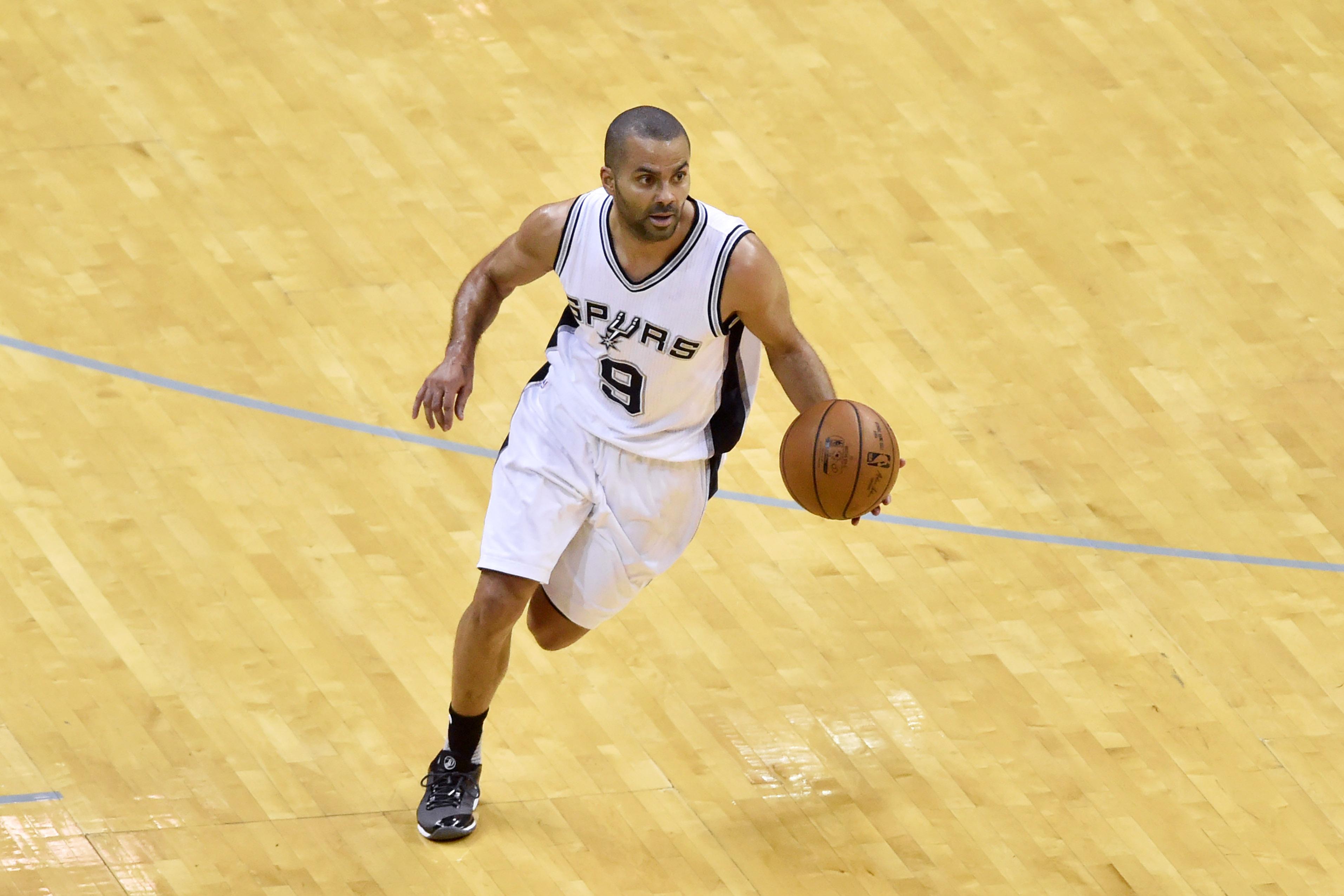 Basket - NBA - Les Spurs rendront hommage à Tony Parker le 11 novembre à San Antonio