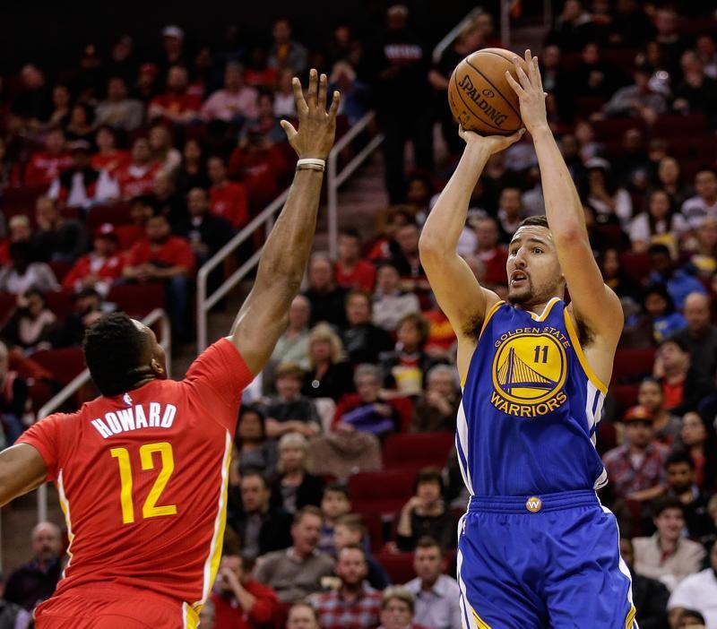 Rockets Vs Warriors 2018 19: NBA Saison Régulière 2015/2016 : Golden State Warriors Vs
