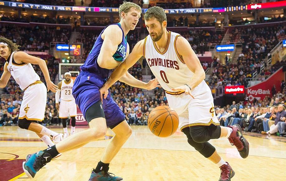 Basket - NBA - Love monte en r�gime
