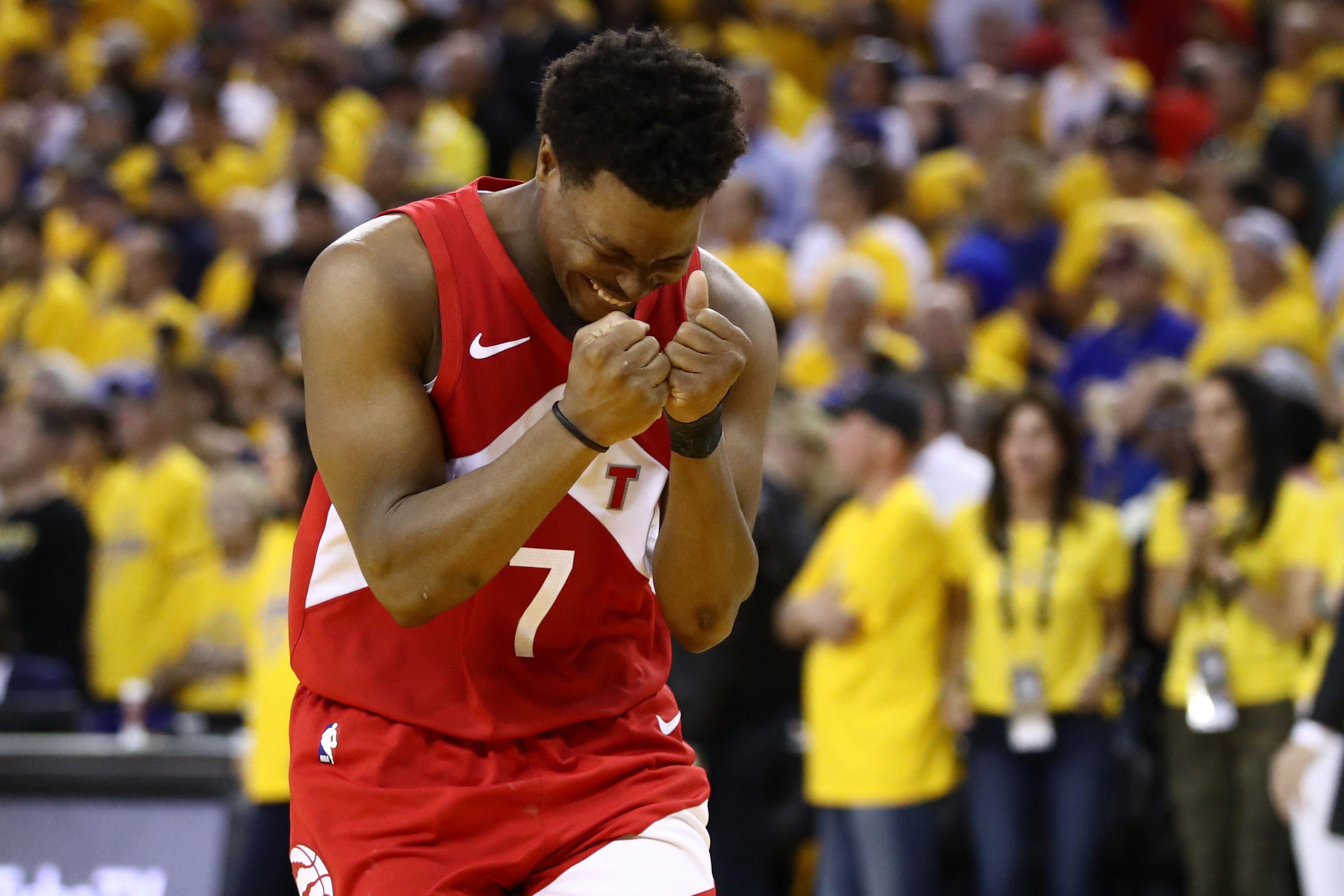 Basket - NBA - Lowry : «C'est encore un peu irréel, je ne réalise pas»