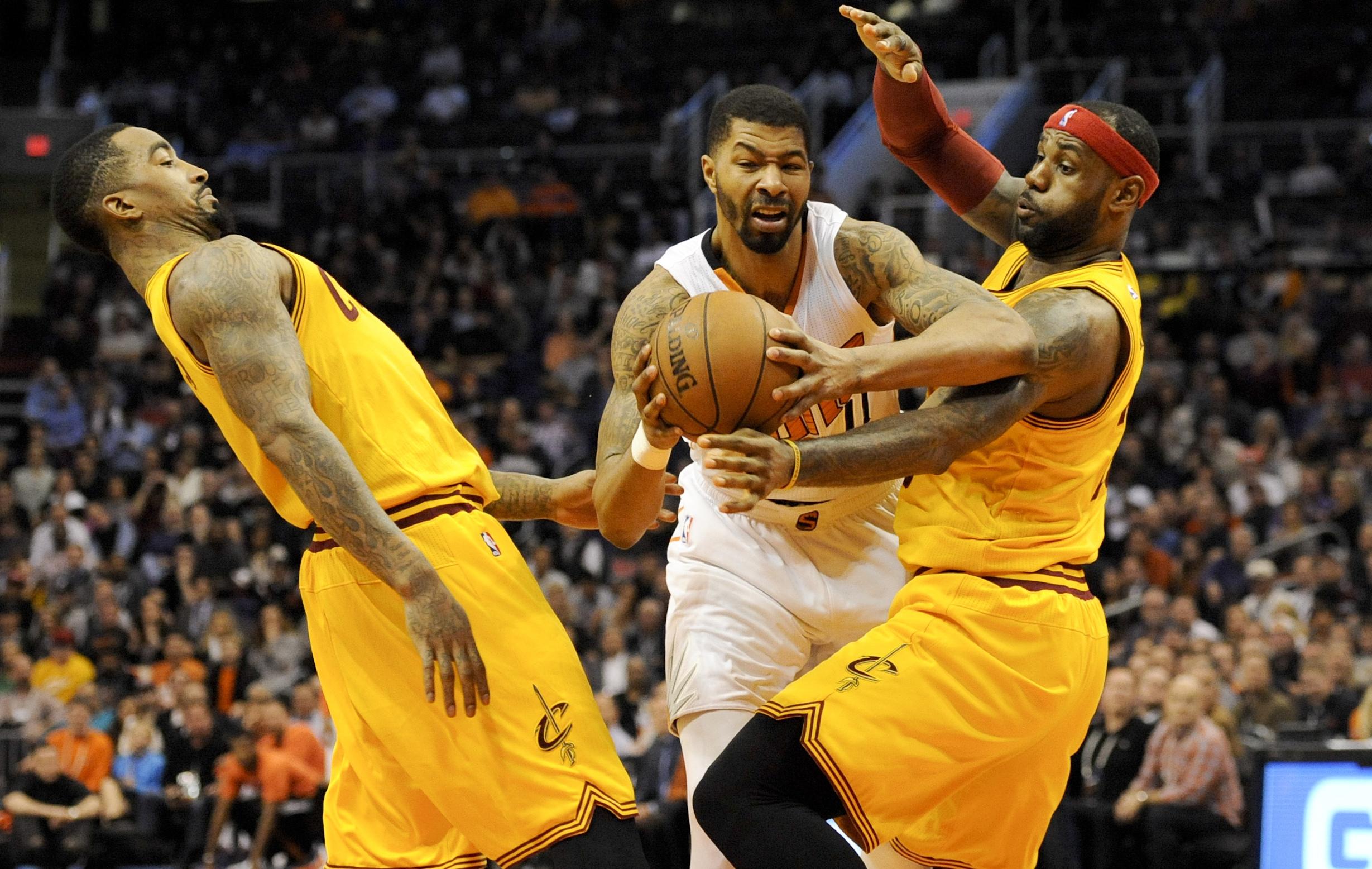 Basket - NBA - M�me avec LeBron James, Cleveland n?y arrive pas