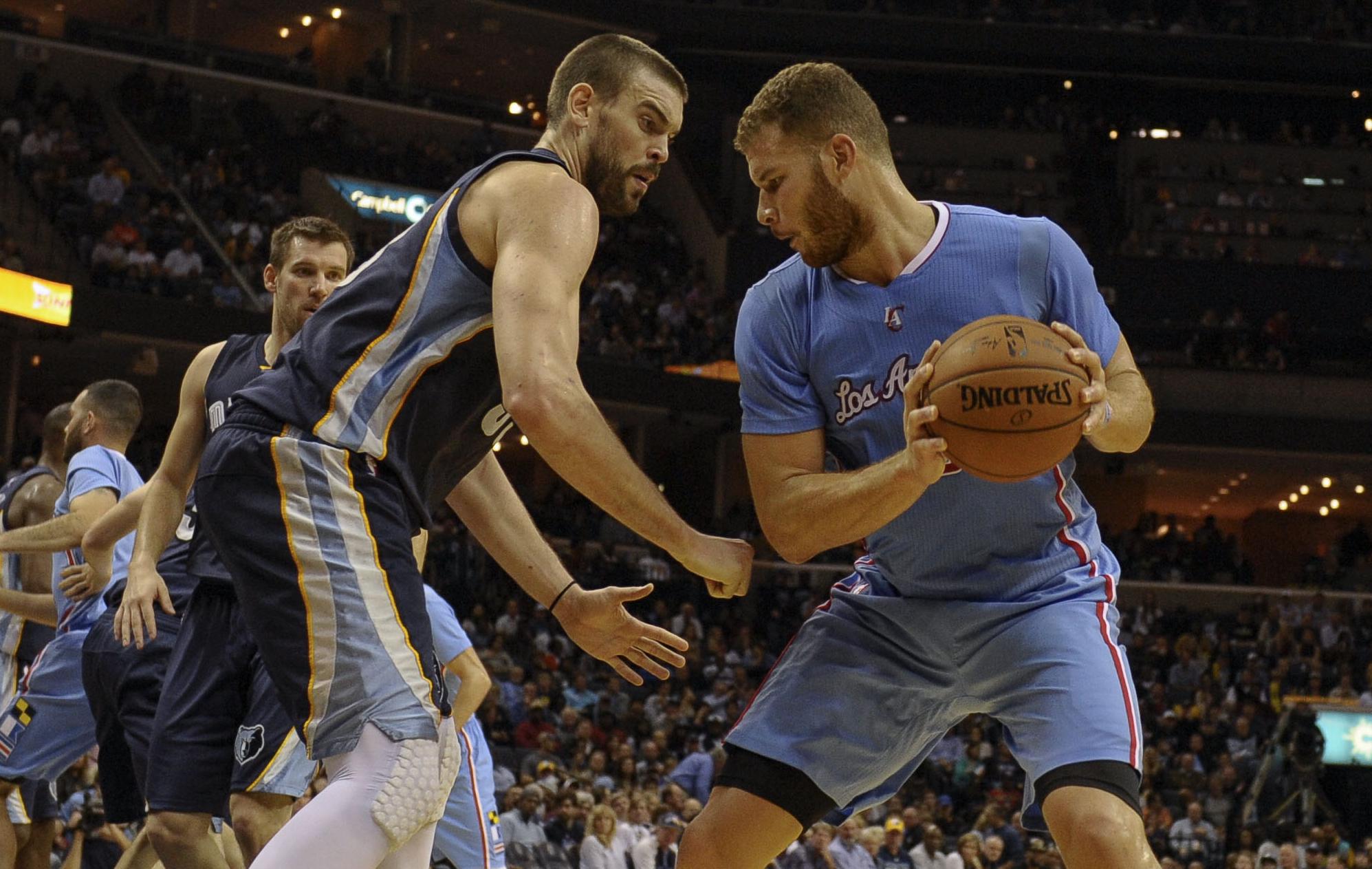 Basket - NBA - Memphis et Gasol intouchables