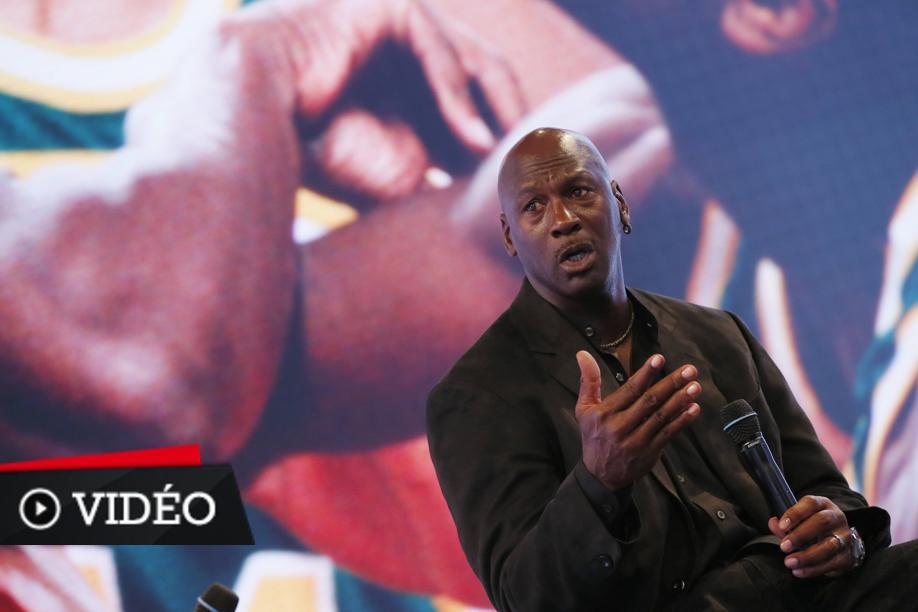 Basket - NBA - Michael Jordan s'offre un mus�e � Paris
