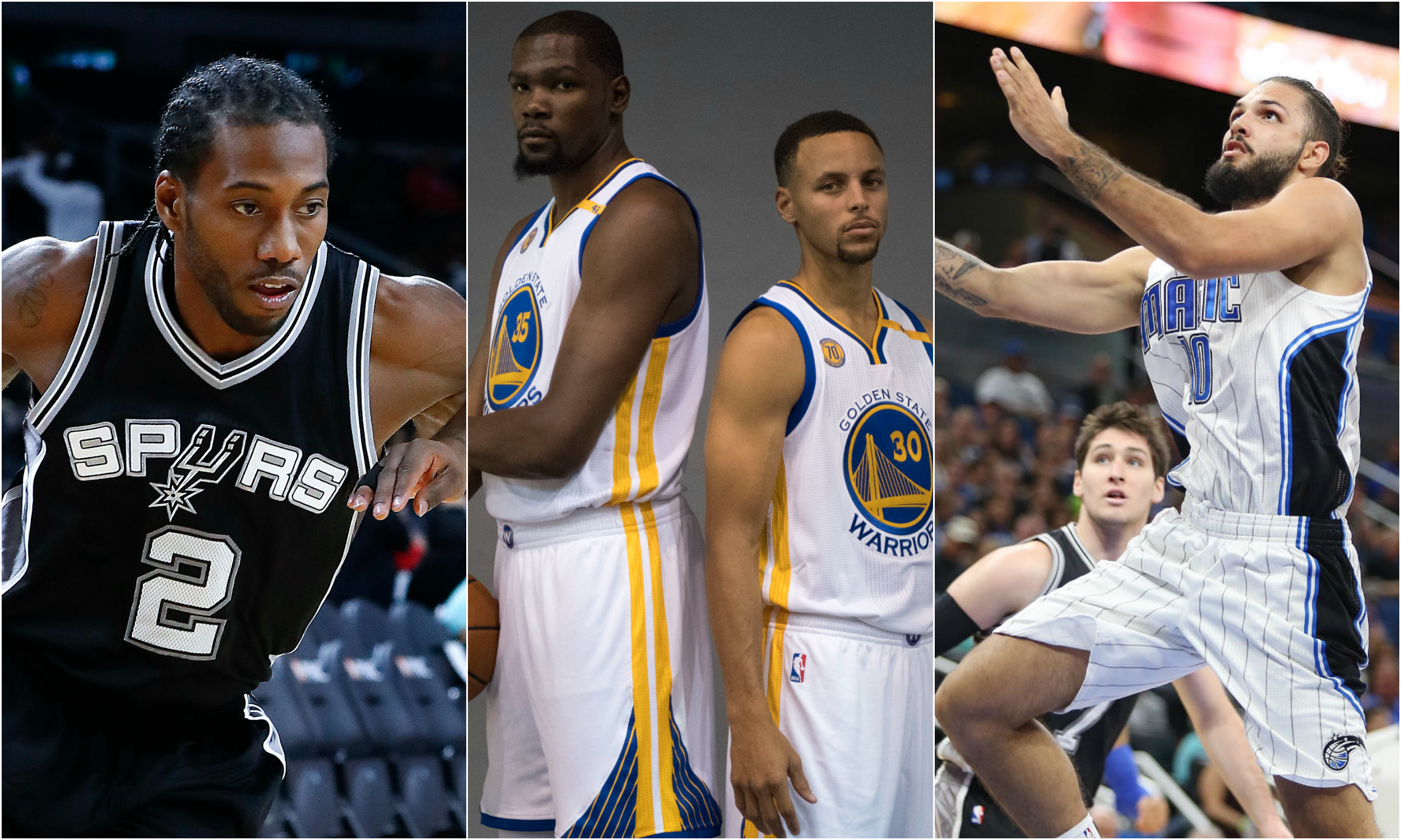 Basket - NBA - MVP, Warriors, Français : 10 questions avant le début de la saison NBA