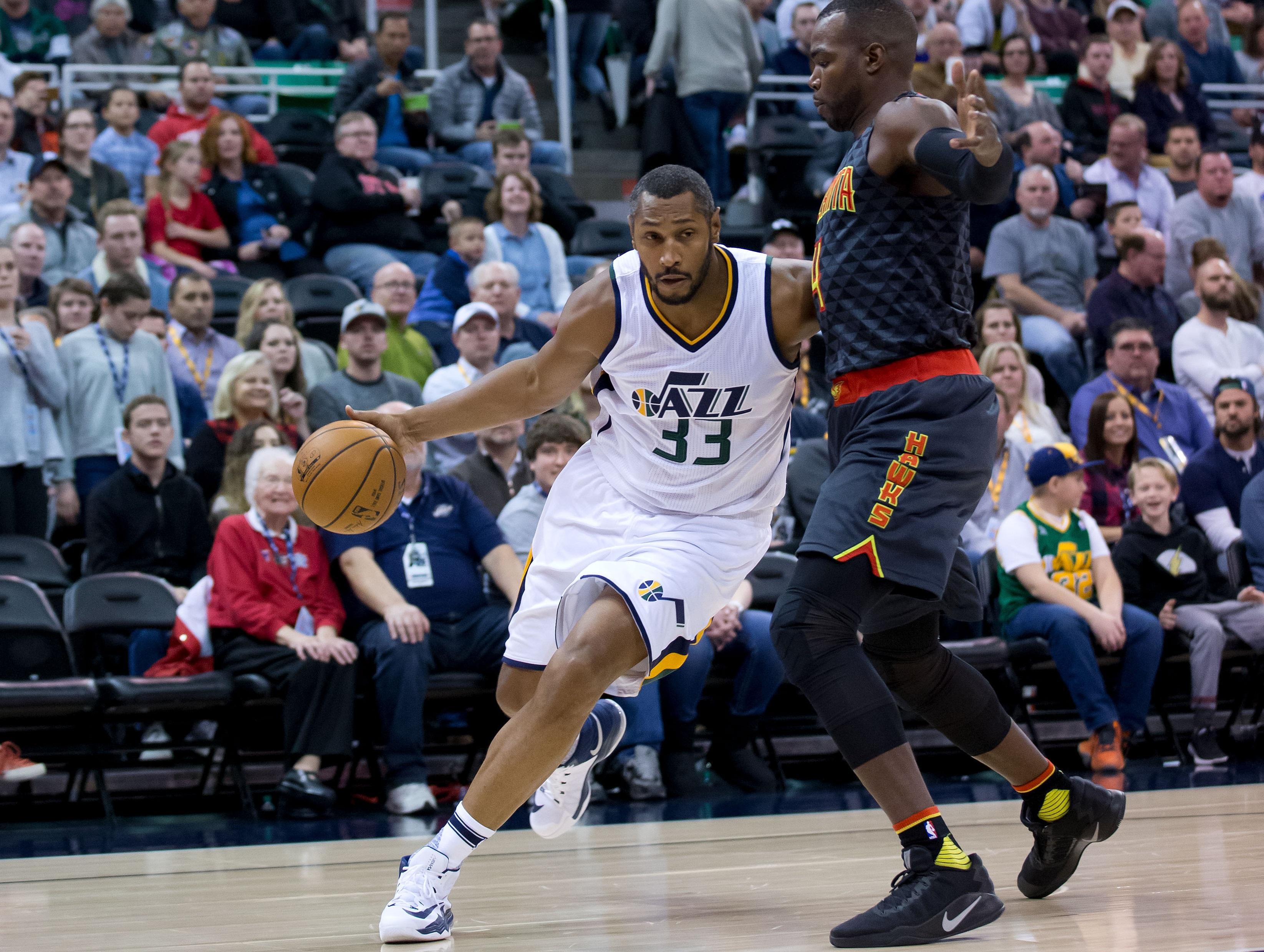 Basket - NBA - NBA : La carrière US de Boris Diaw résumée en cinq dates