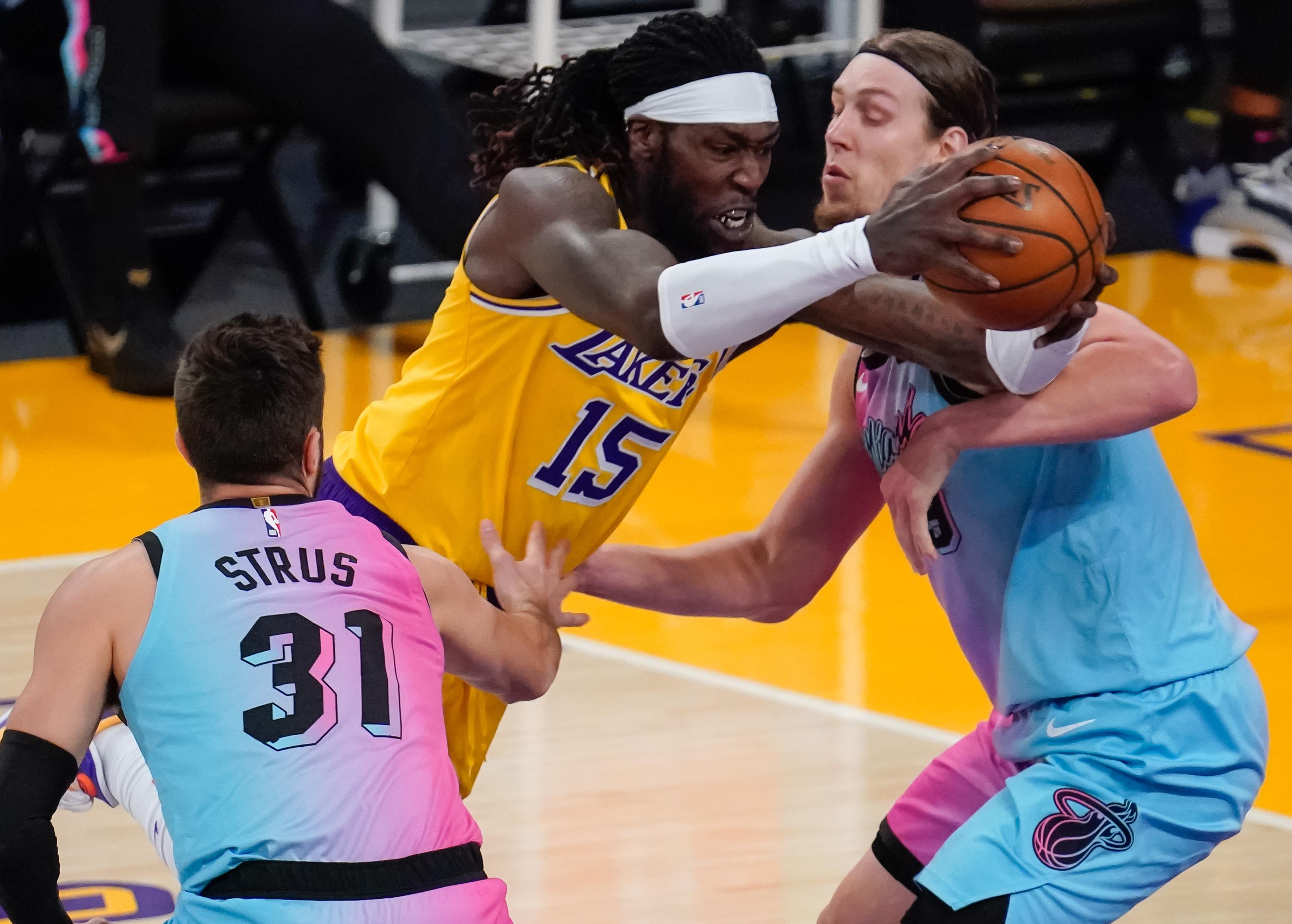 Basket - NBA - NBA: le Heat prend une petite revanche sur les Lakers