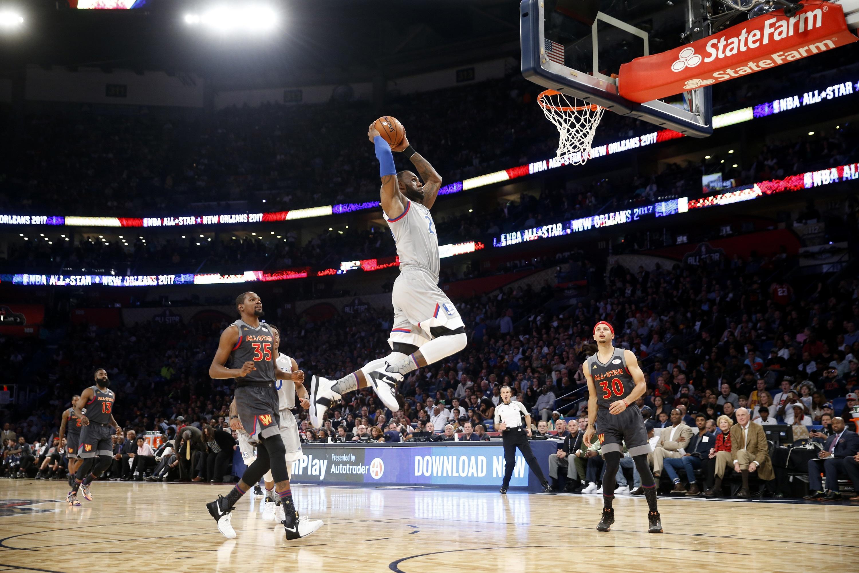 Basket - NBA - NBA : les 10 plus belles actions du All Star Game