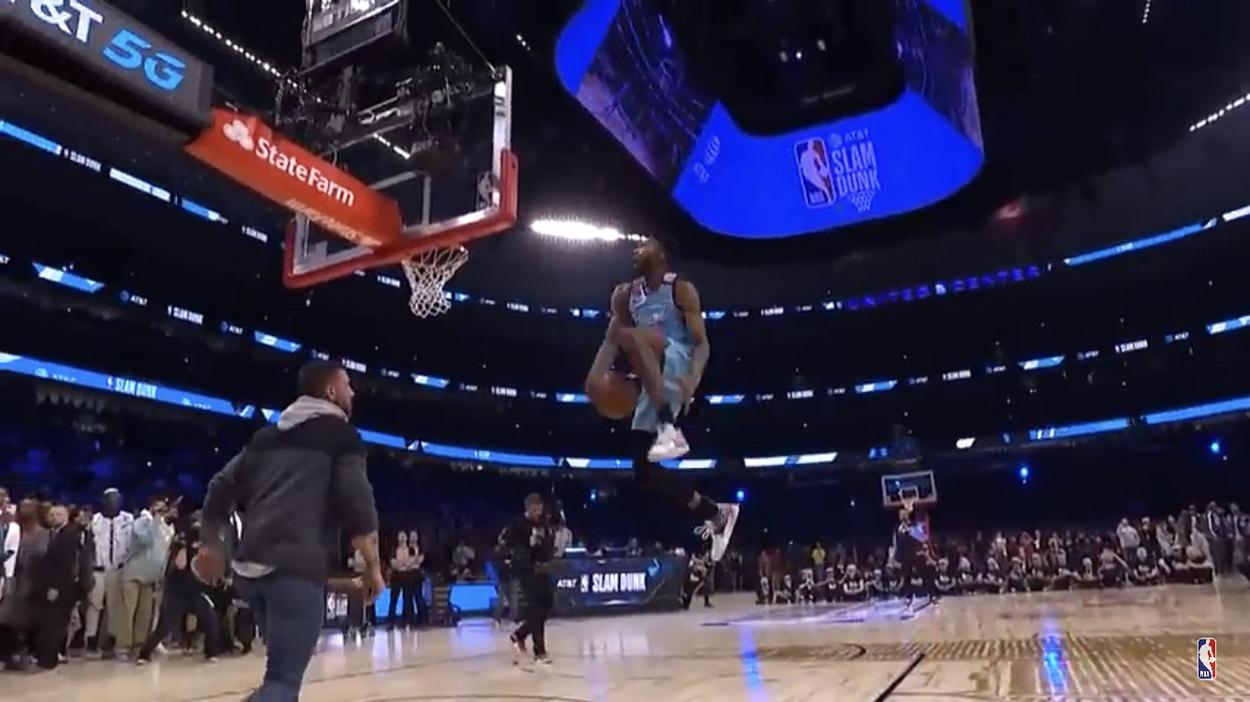 Basket - NBA - NBA : les meilleurs moment du concours de dunks en vidéo
