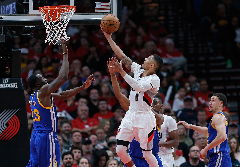 Basket - NBA - NBA : Lillard met Green à terre sur un «crossover» saignant