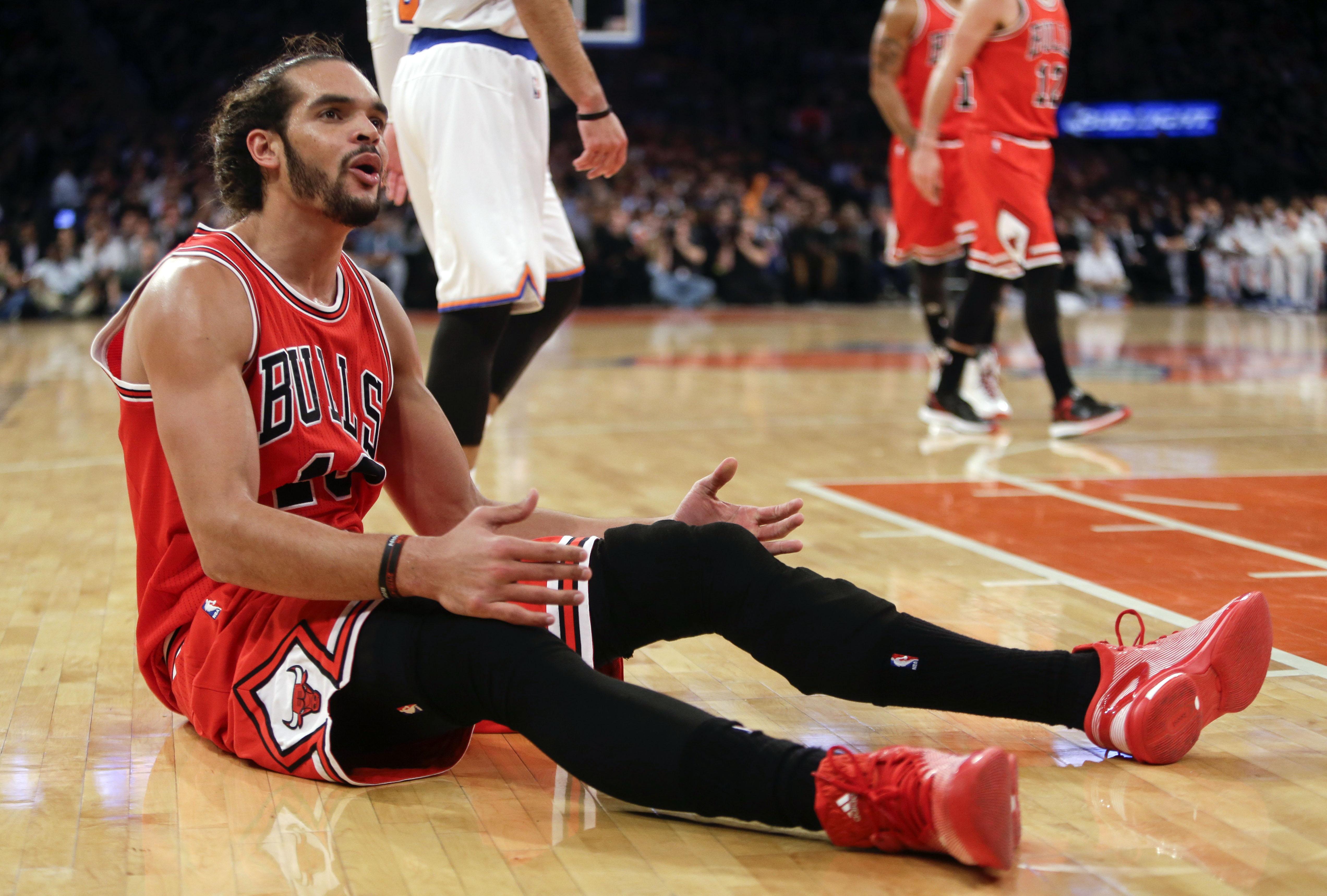 Basket - NBA - Noah : �On est chaud !�