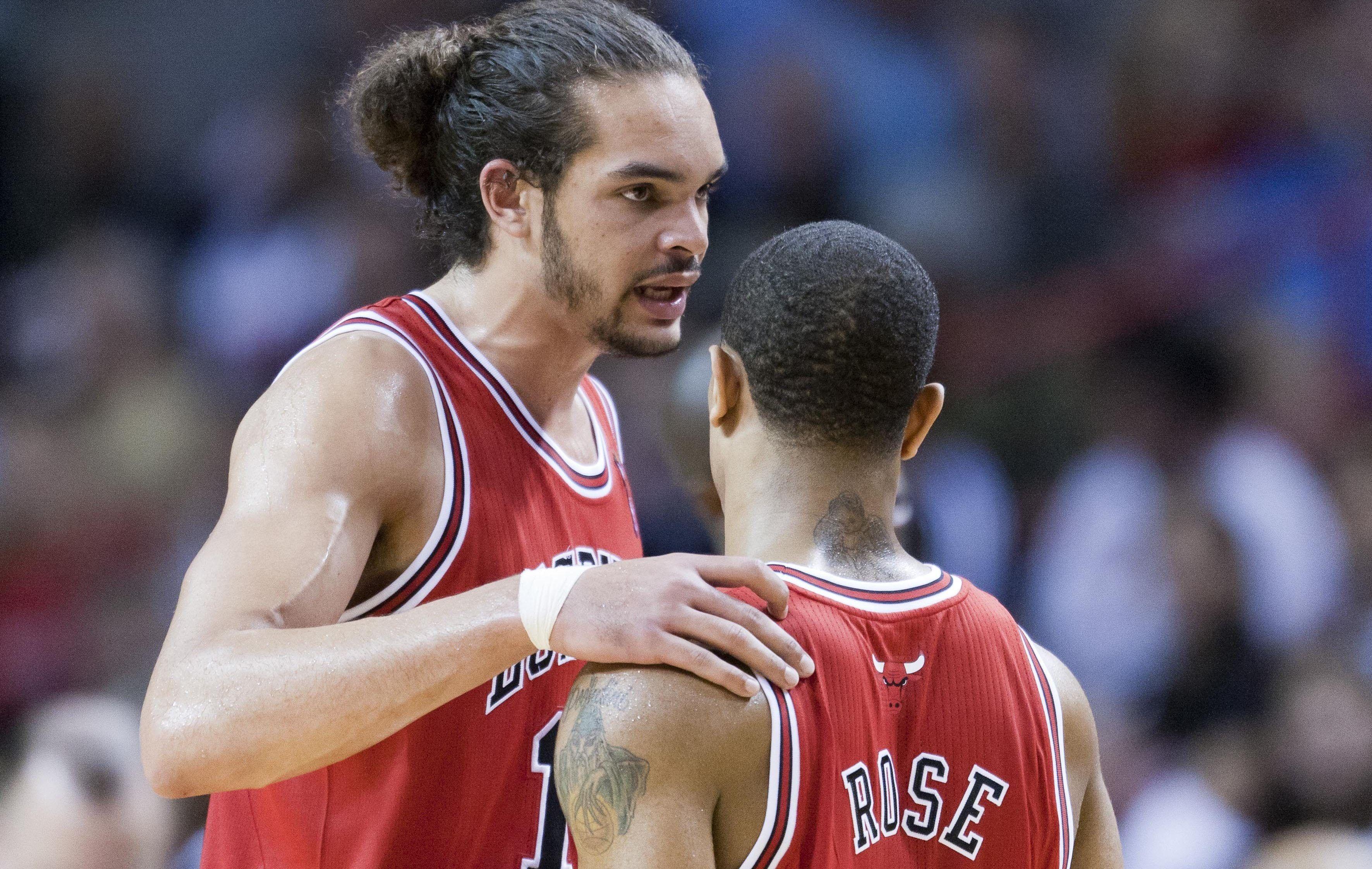 Basket - NBA - Noah sur Rose : �D�compressez, putain !�