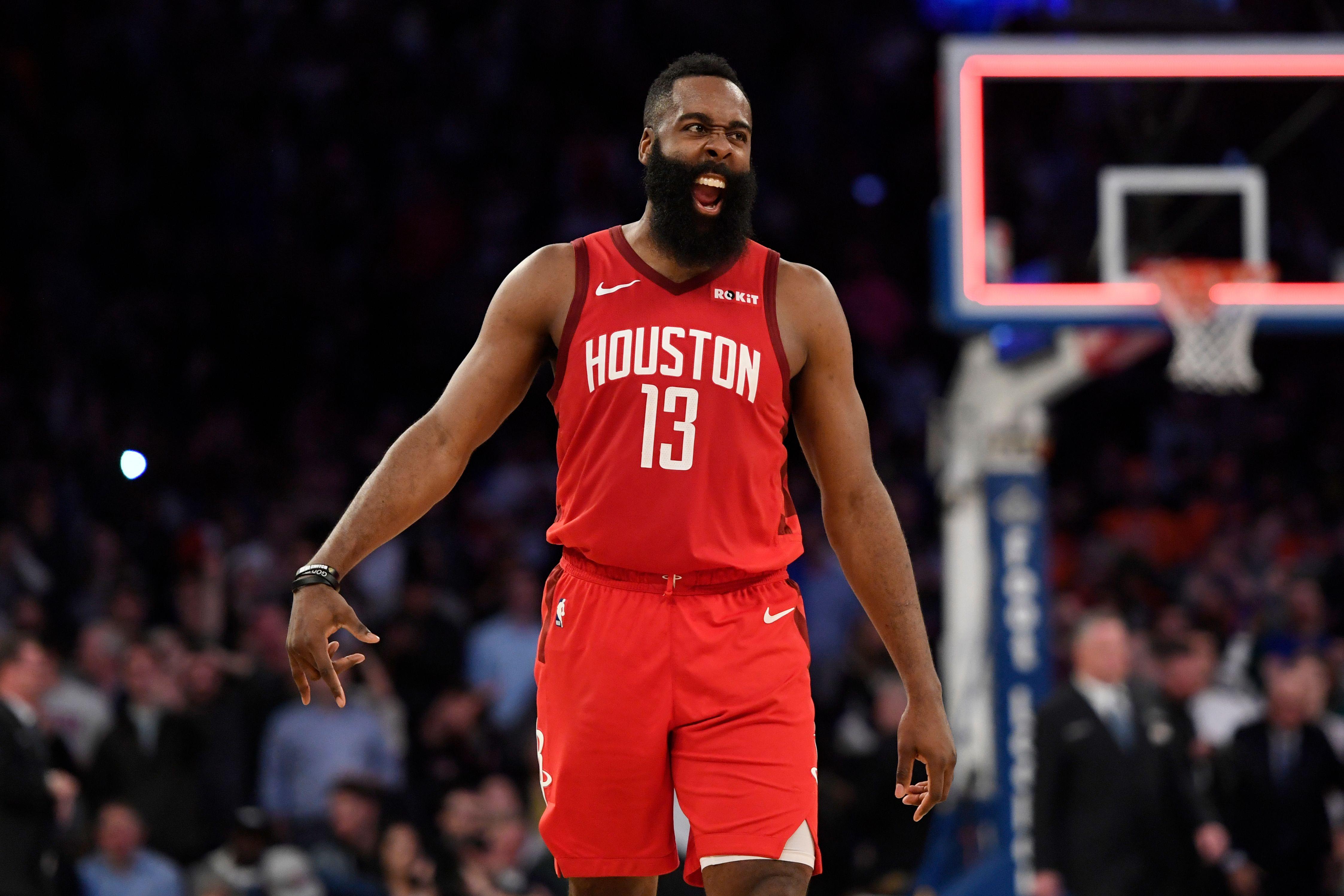 Basket - NBA - Nouveau record pour Harden, Parker et Batum décisifs